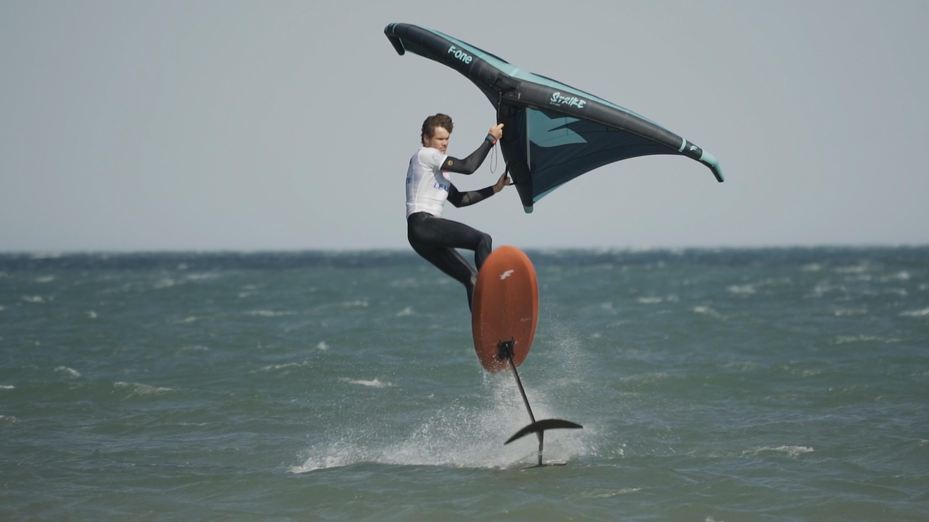 VIDÉO. Wingfoil : le nouveau sport de glisse au succès fulgurant