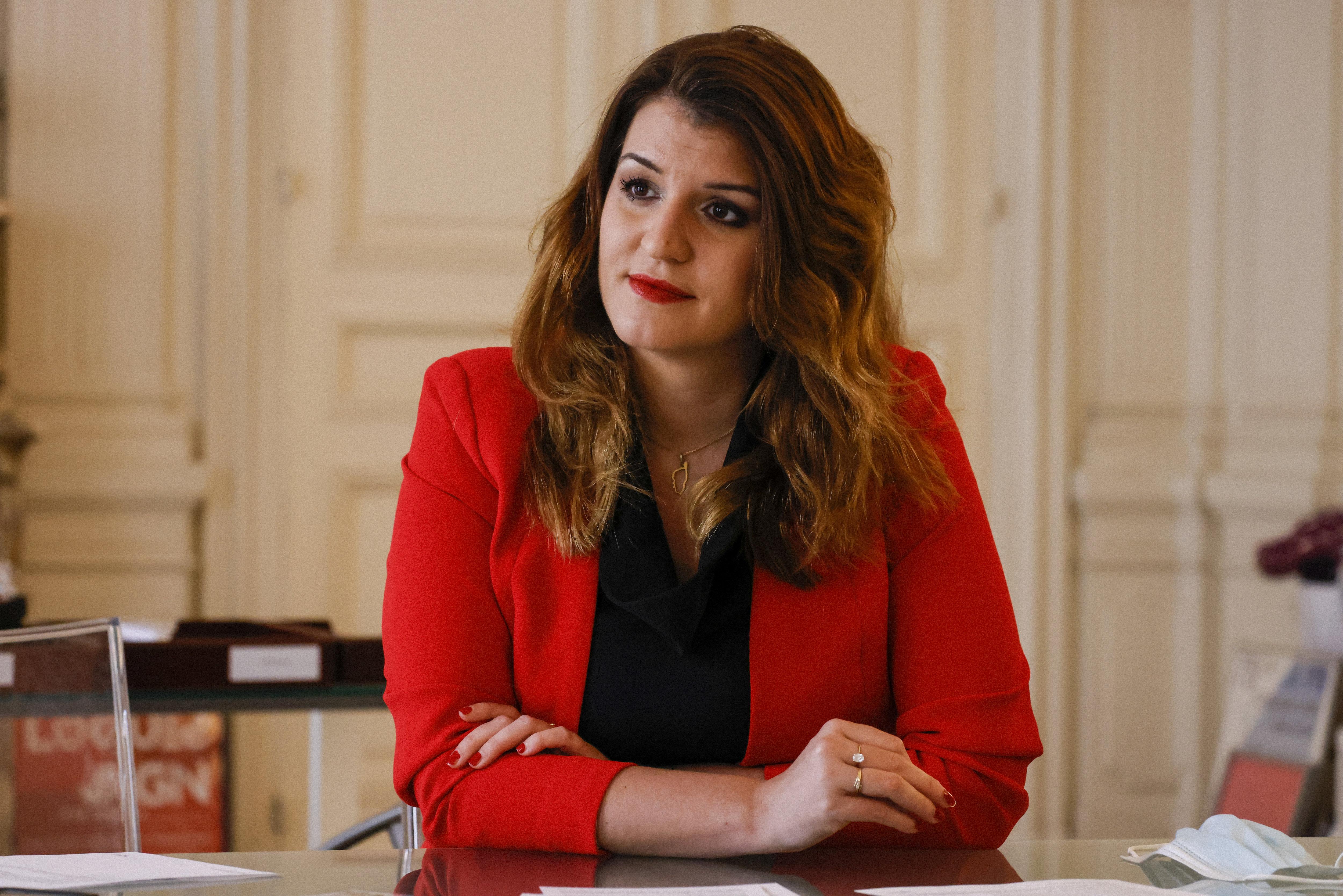 Elections régionales : Marlène Schiappa tête de liste à Paris