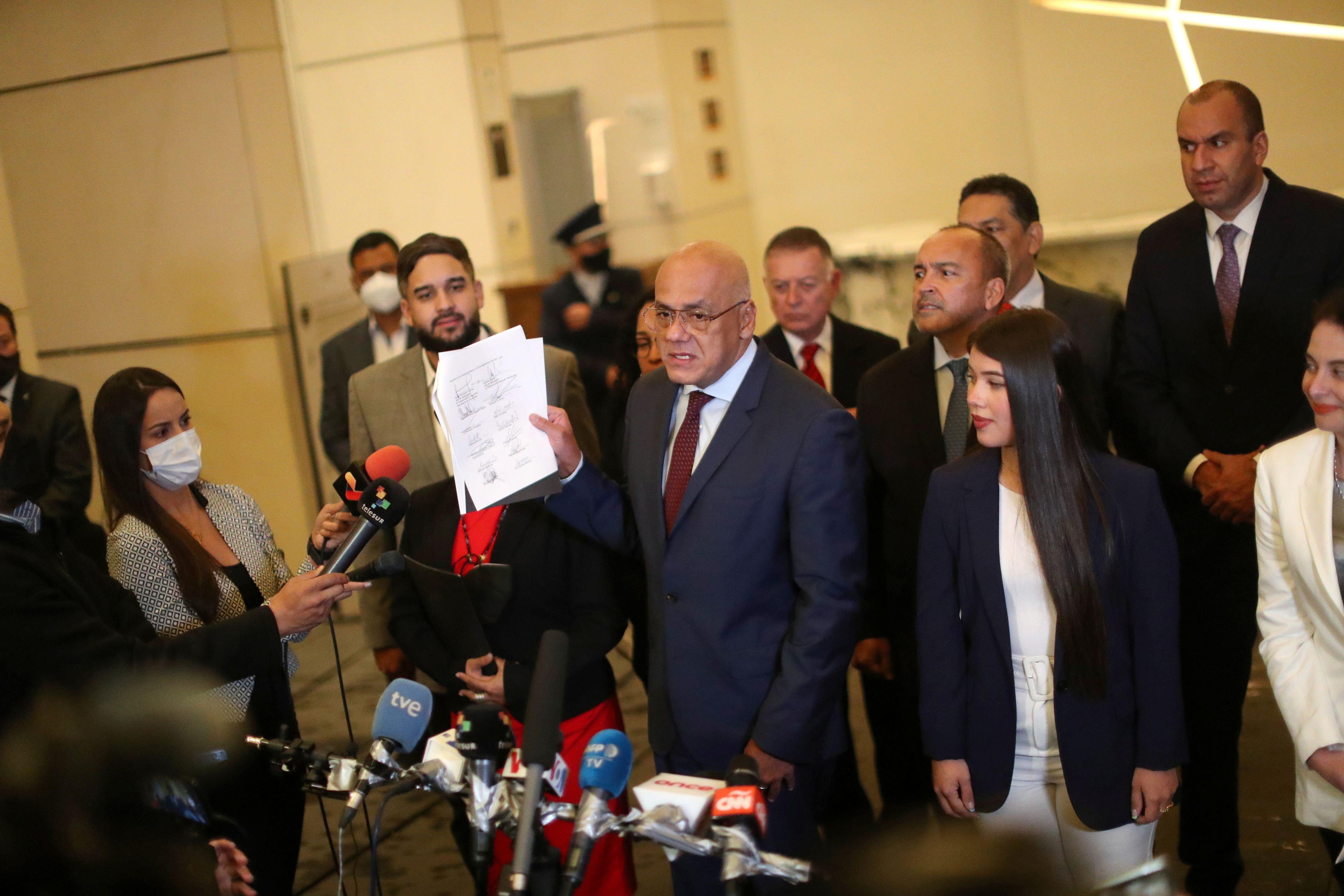 Venezuela : accords partiels entre le gouvernement et l'opposition