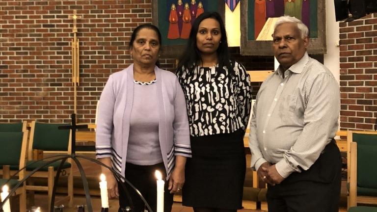 Biskop ber regjeringen gi amnesti til familie som har sittet seks år i  kirkeasyl – Vårt Land