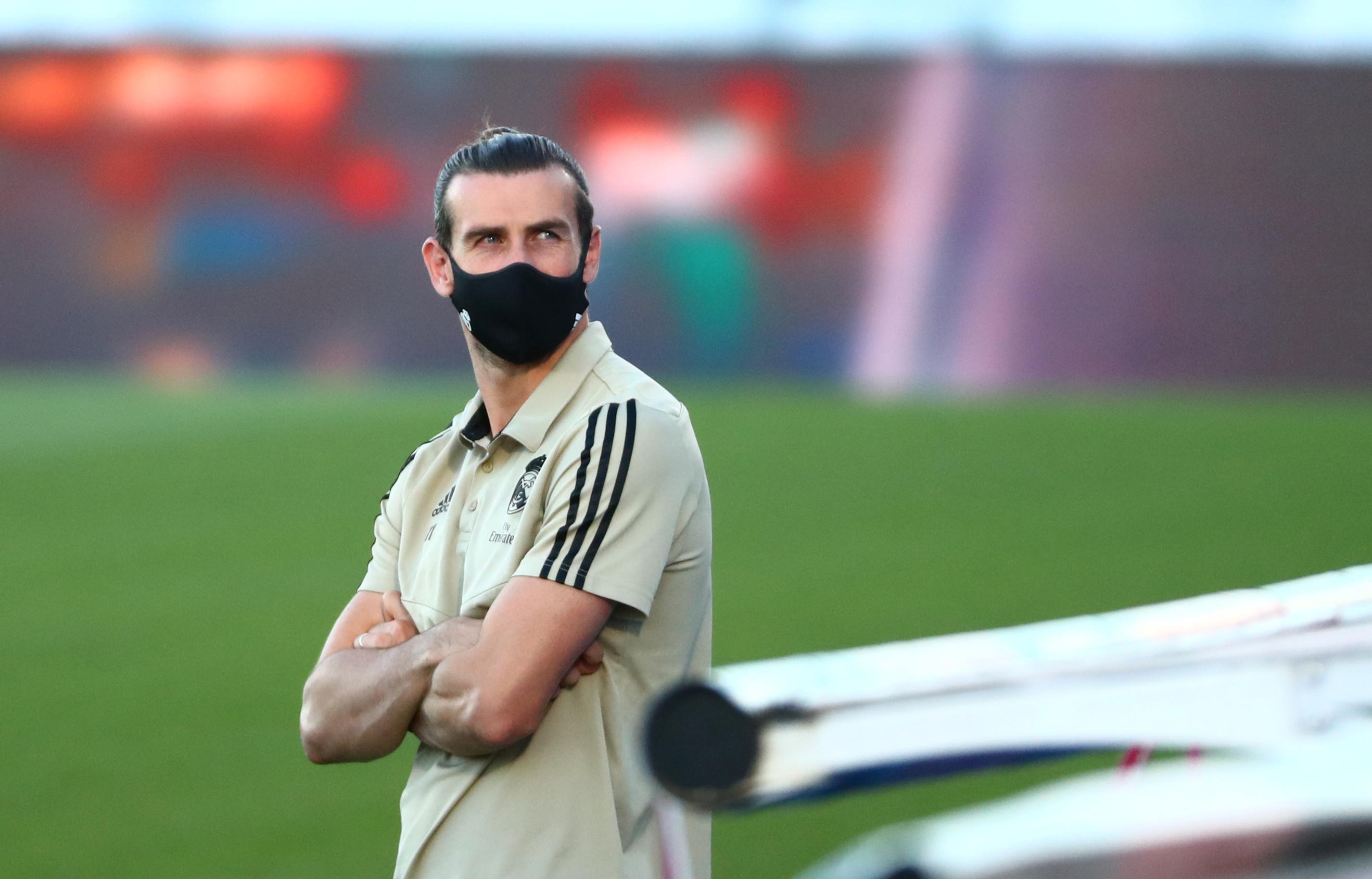 Gareth Bale, lesionado de larga duración