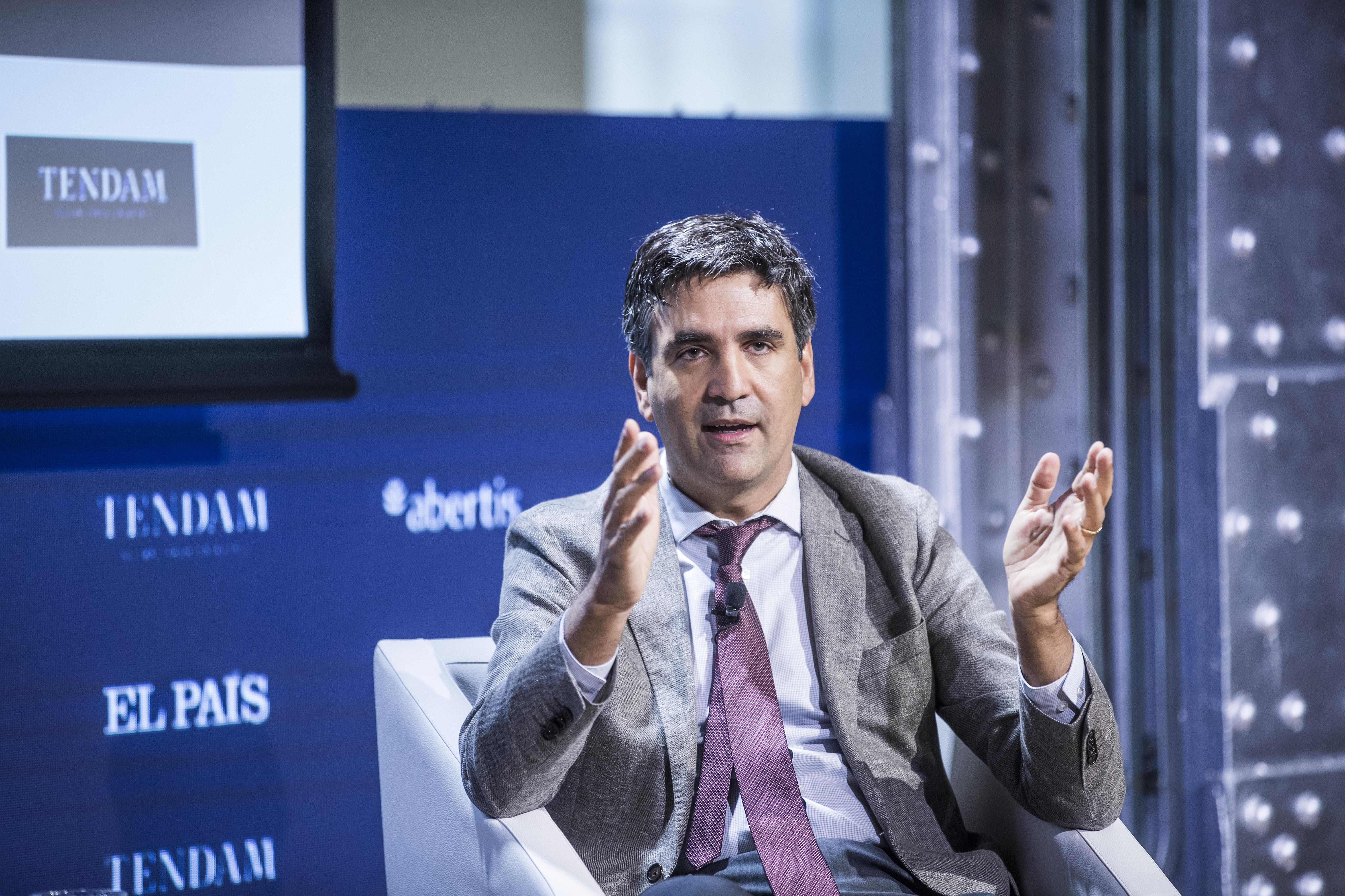 """García Andrés: """"Todos los indicadores apuntan a que la recuperación está en marcha"""""""