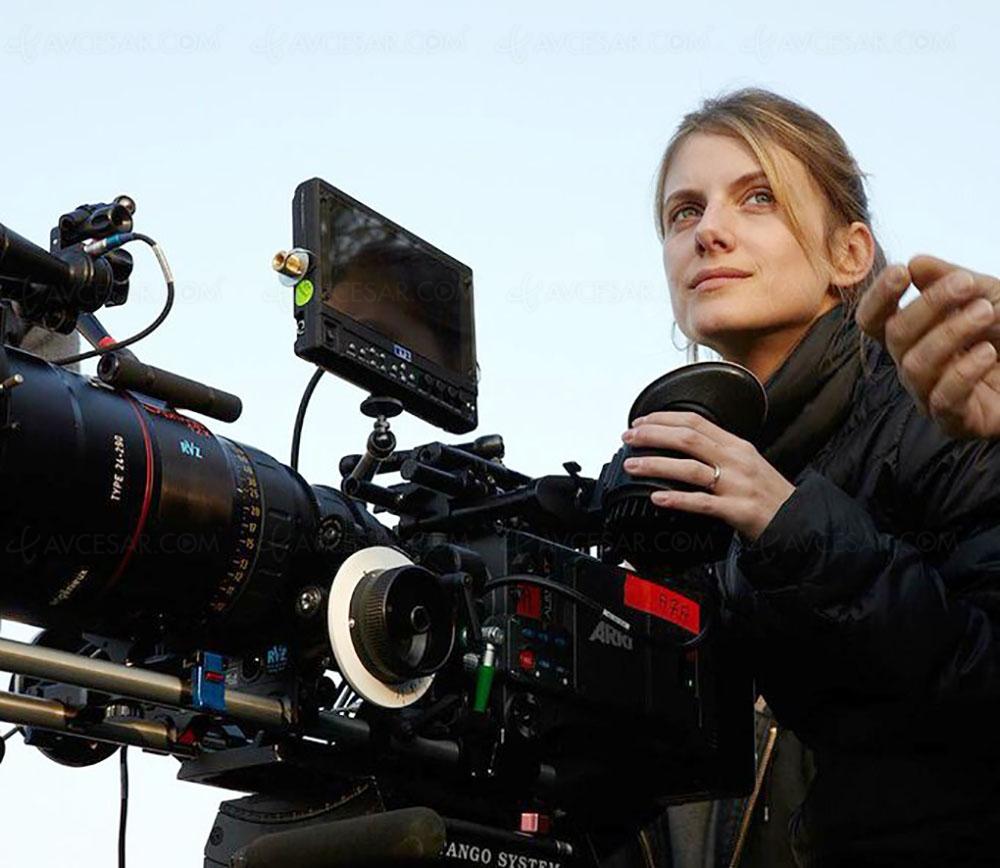 Mélanie Laurent, la actriz y directora que no cree en la rivalidad