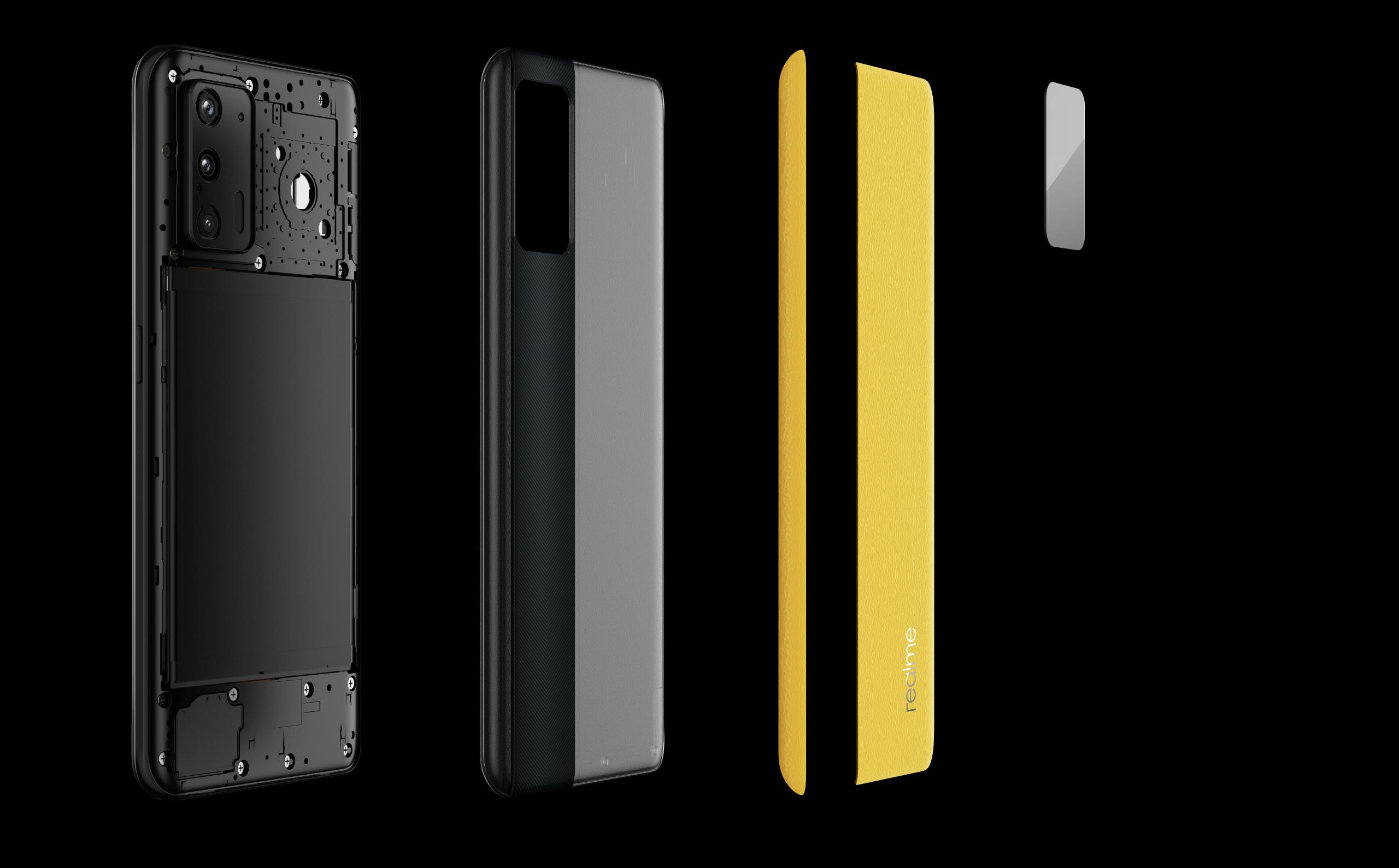 Realme GT, a prueba: prestaciones para competir con móviles que doblan su precio