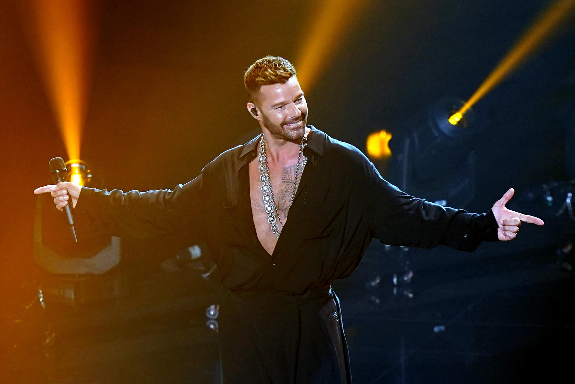 Ricky Martin, un ídolo sin fecha de caducidad que rompe barreras