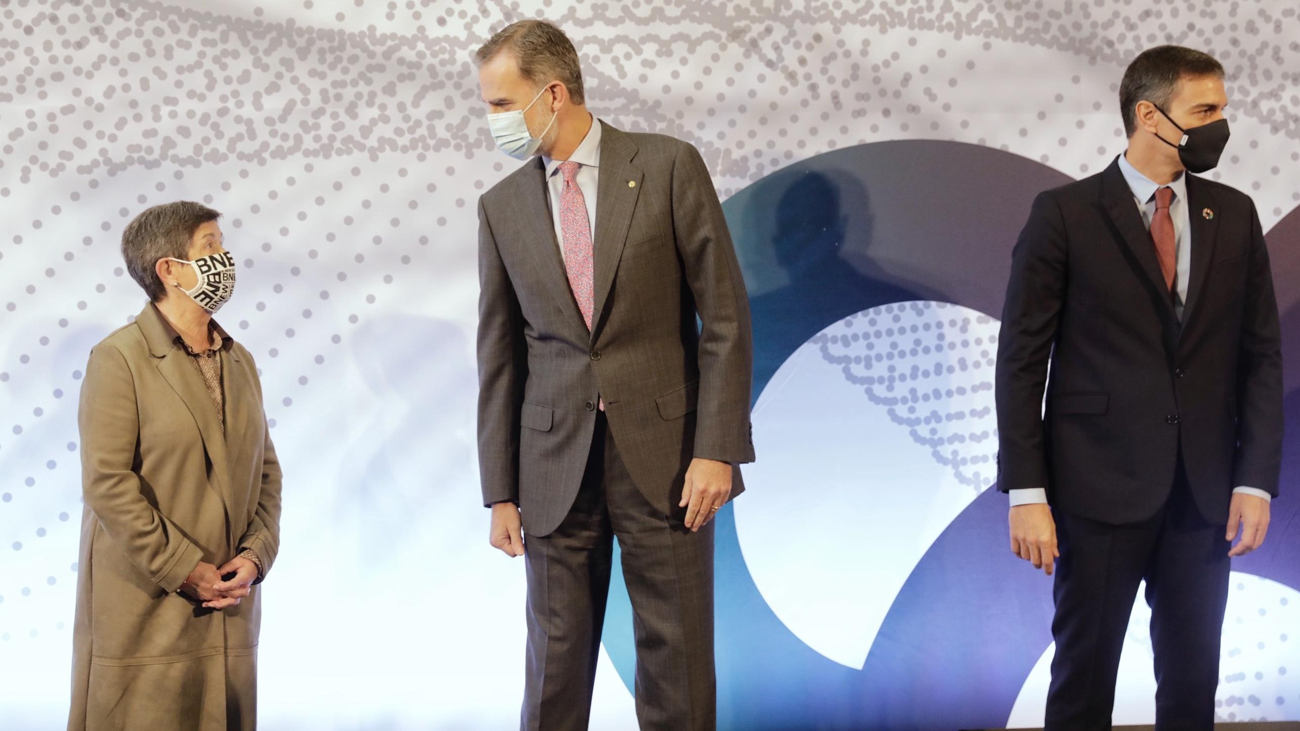 El Rey Pide En Barcelona Unidad Para El Desarrollo Economico Tras La Crisis Cataluna El Pais