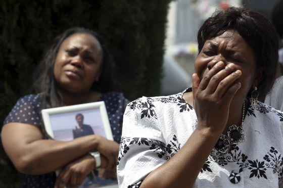 El Gobierno indemnizará a la familia de Samba Martine, la inmigrante fallecida en 2011 en el CIE de Madrid