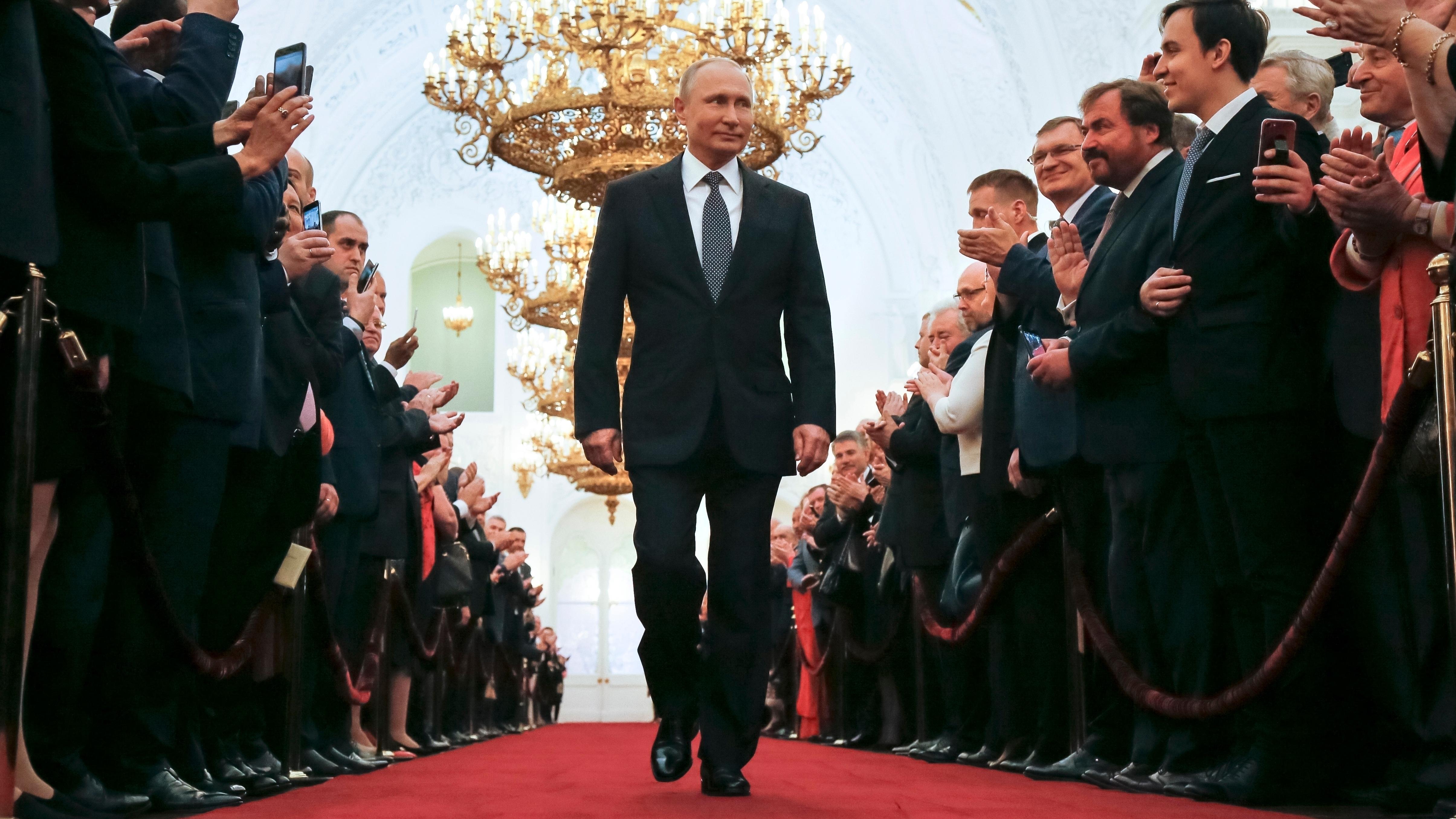20 claves para 20 años de Putin en el poder   Internacional   EL PAÍS