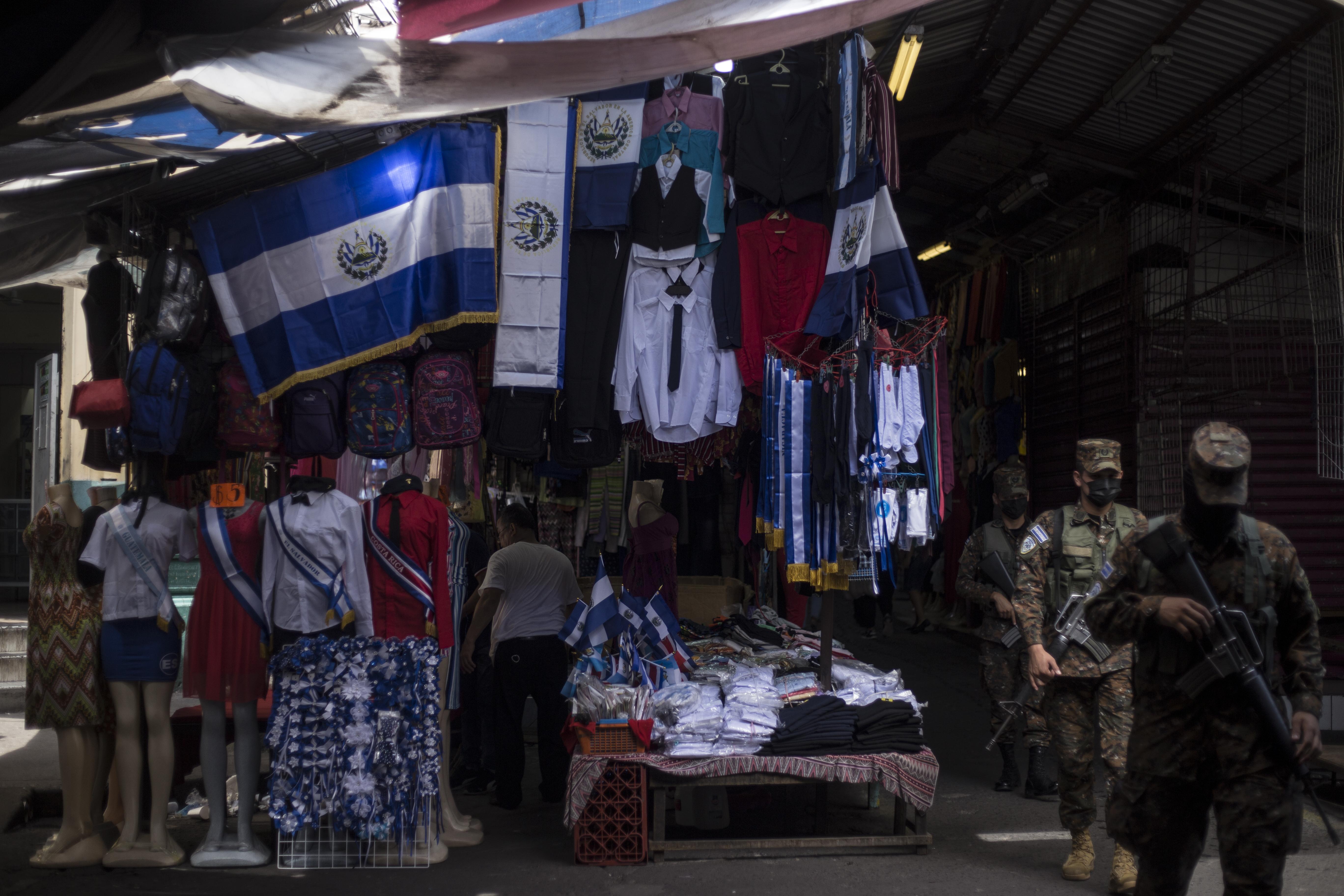 La polarización se instala en El Salvador de Bukele