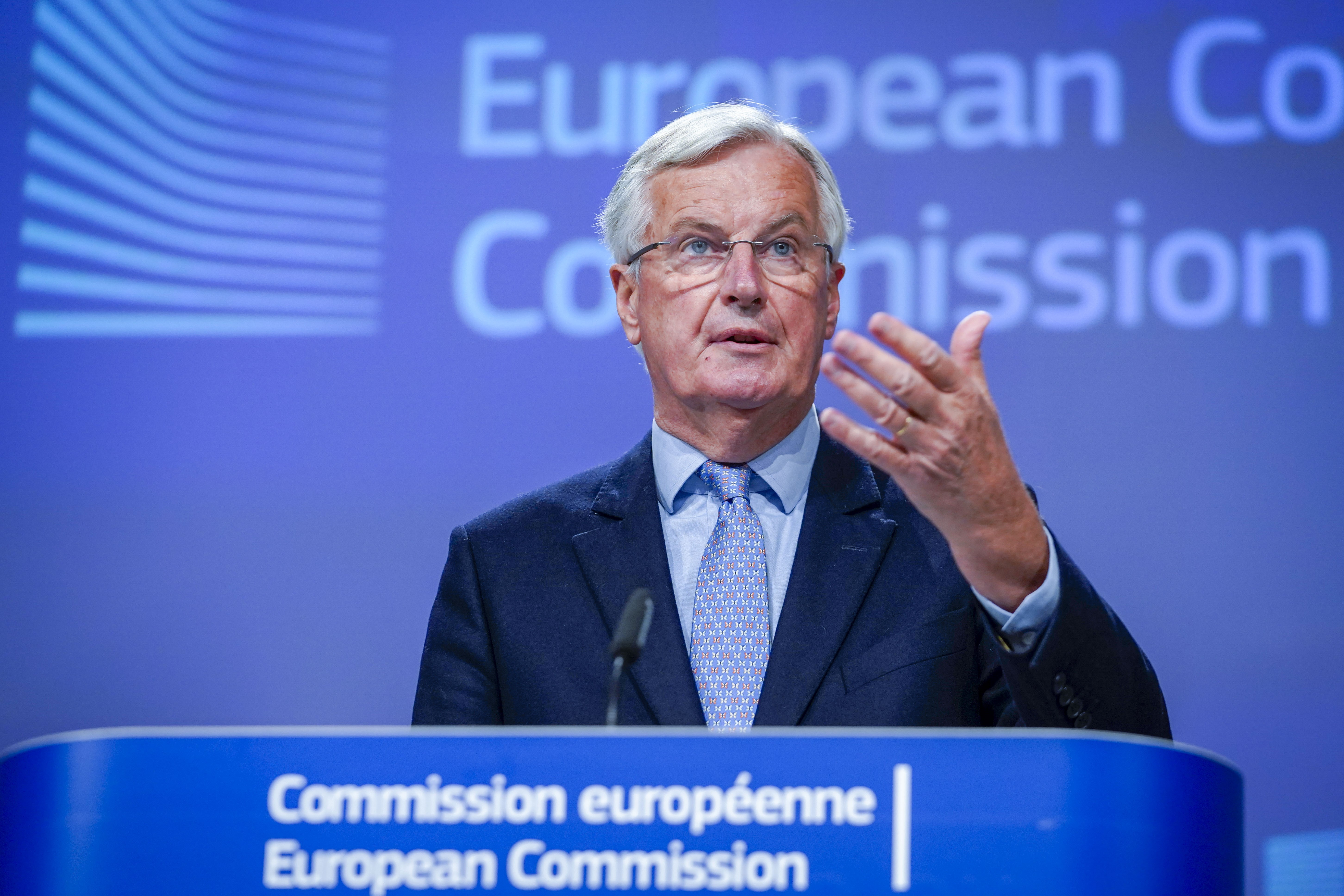 Door still open to transition period extension — EU's Barnier