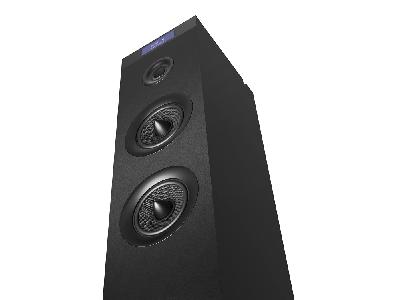 Las mejores torres de sonido para el salón de casa