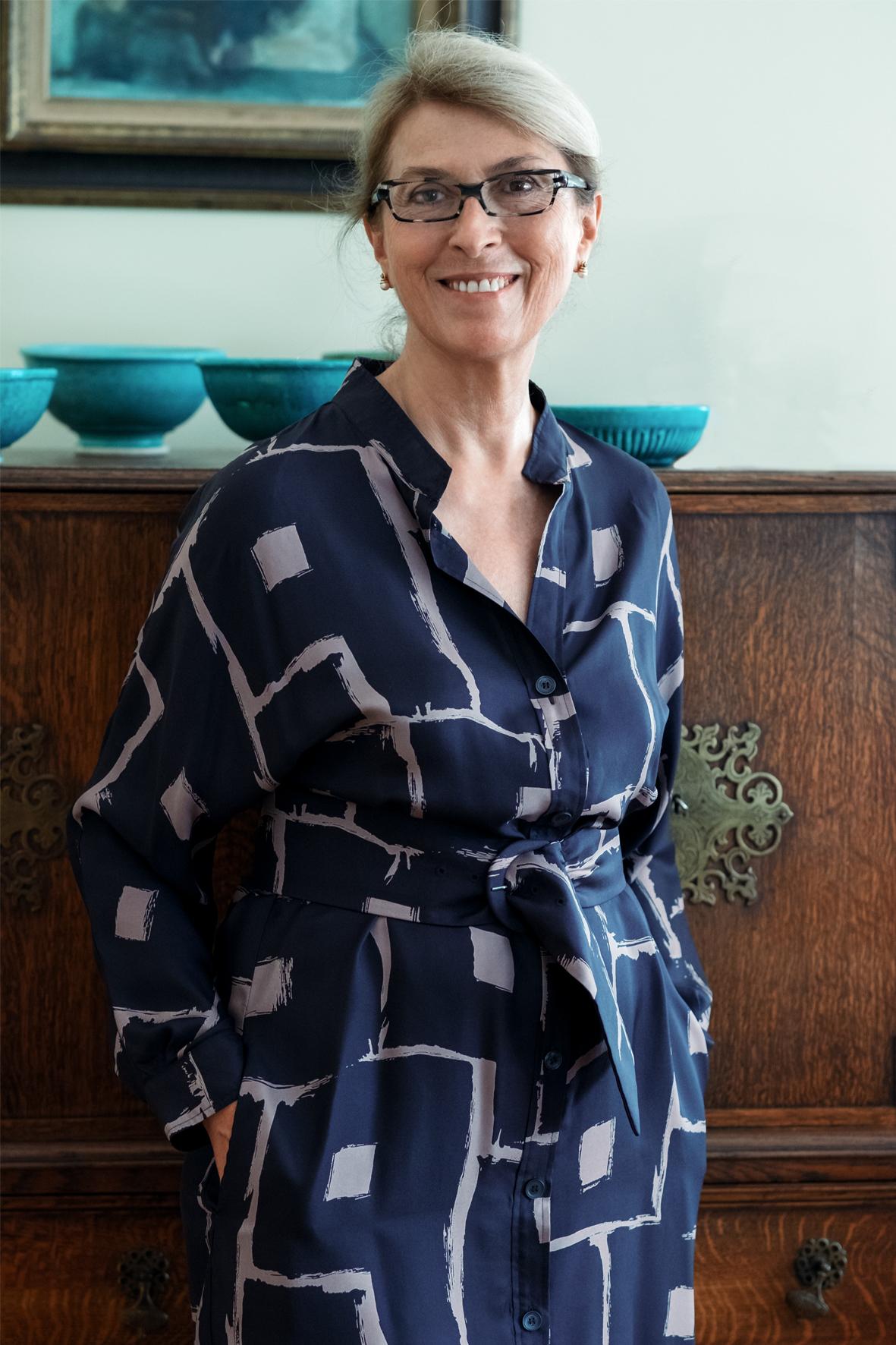 Suay Aksoy, presidenta del Consejo Internacional de Museos (ICOM).