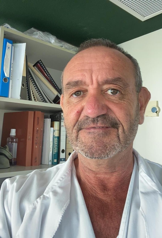 Jesús Molina Cabrillana.