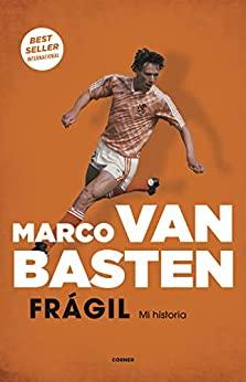 Portada del libro Marco van Basten, Frágil.