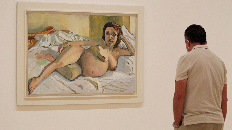 El Guggenheim celebra los desnudos descarnados de Alice Neel