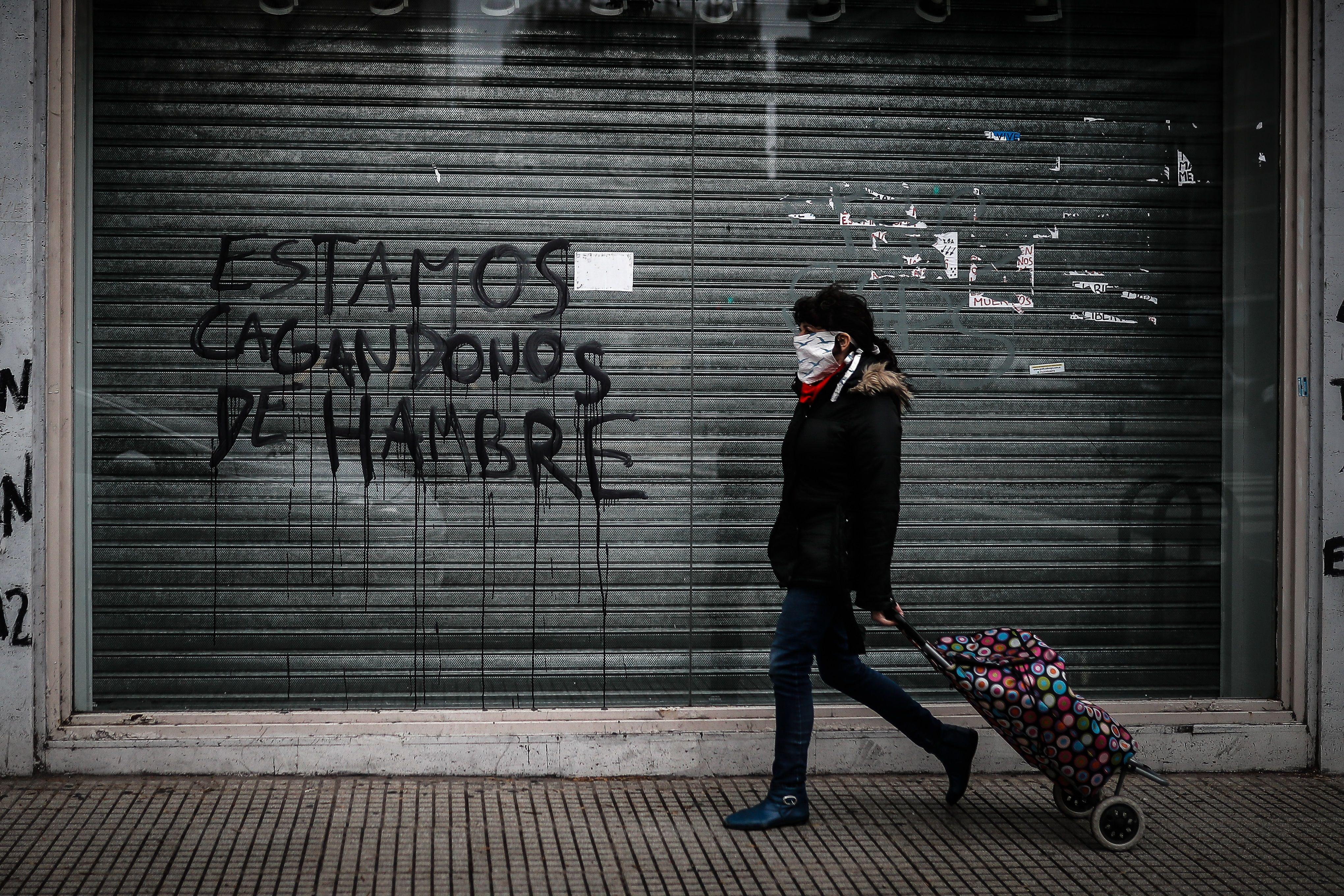 La ONU advierte de que la economía argentina necesitará ayuda ...