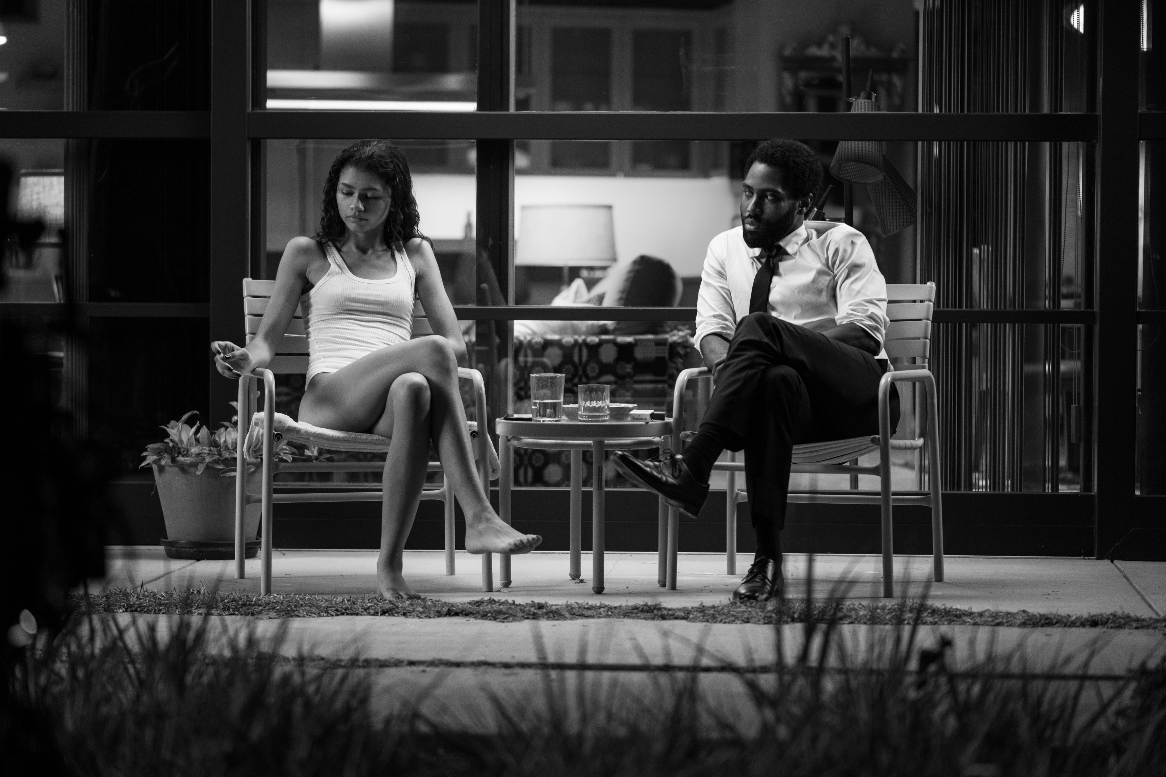 Malcom & Marie: Esgrima de laboratorio | Cultura | EL PAÍS