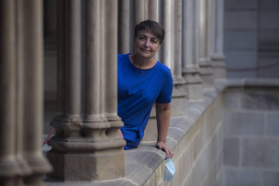 Collboni anuncia el relevo de Rosa Alarcón como concejal de Movilidad del Ayuntamiento de Barcelona