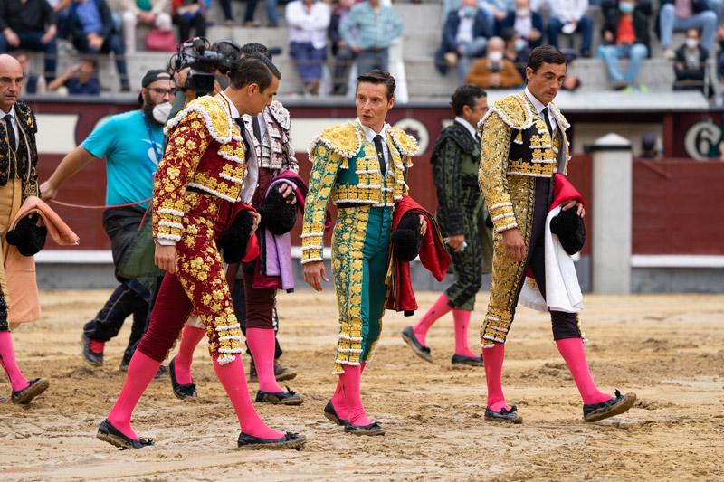 Aplazada al 8 de octubre la primera corrida de la Feria de Otoño de Madrid