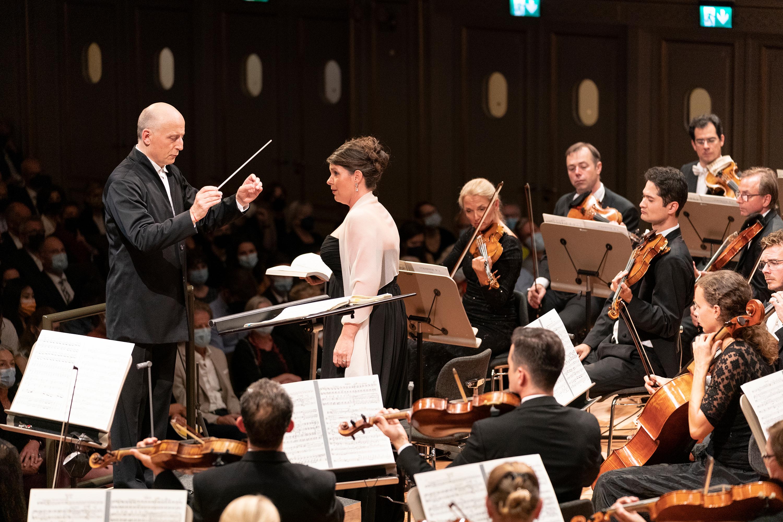 La Tonhalle de Zúrich vuelve a llenarse de música