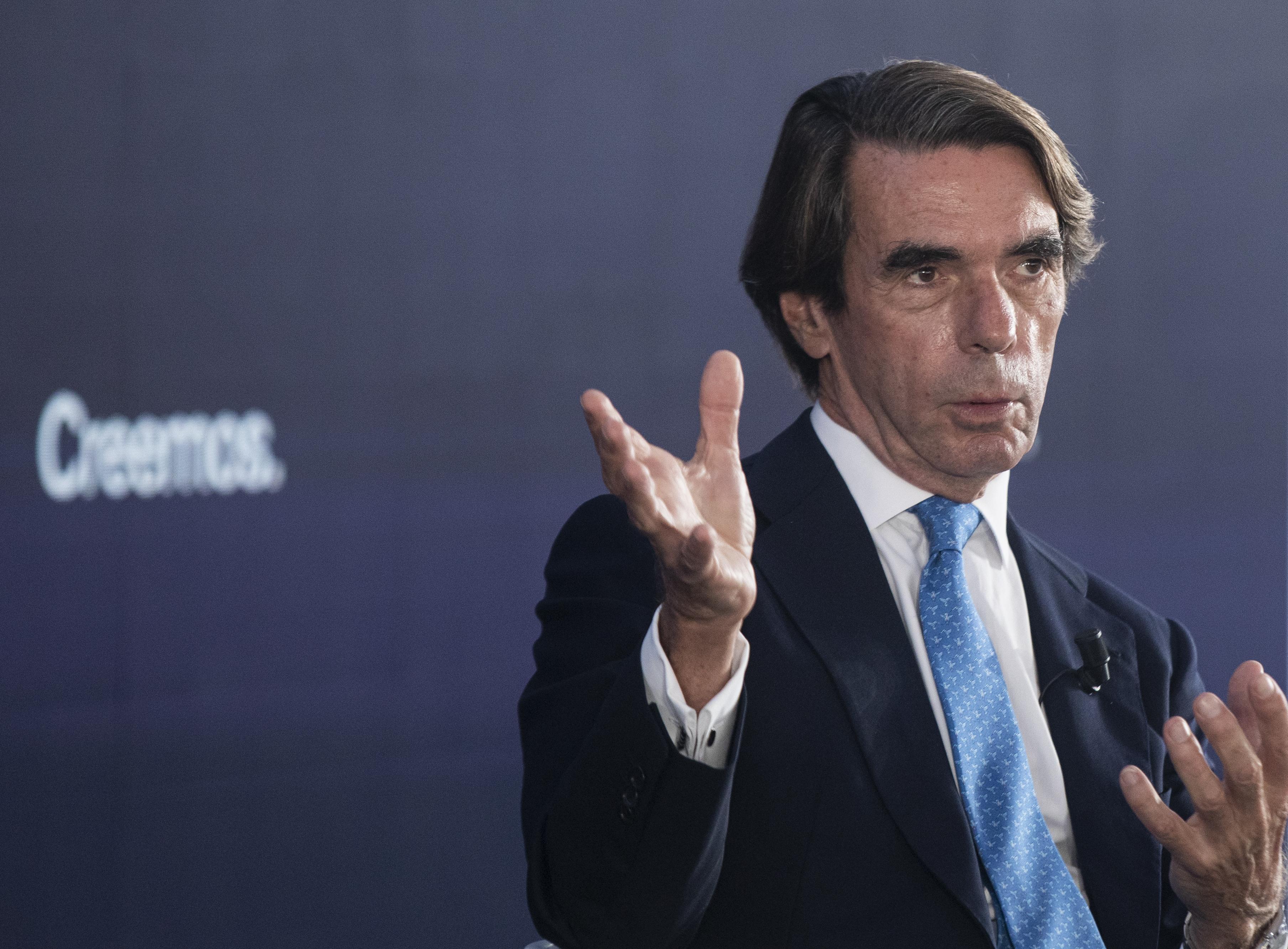 Estimado señor Aznar
