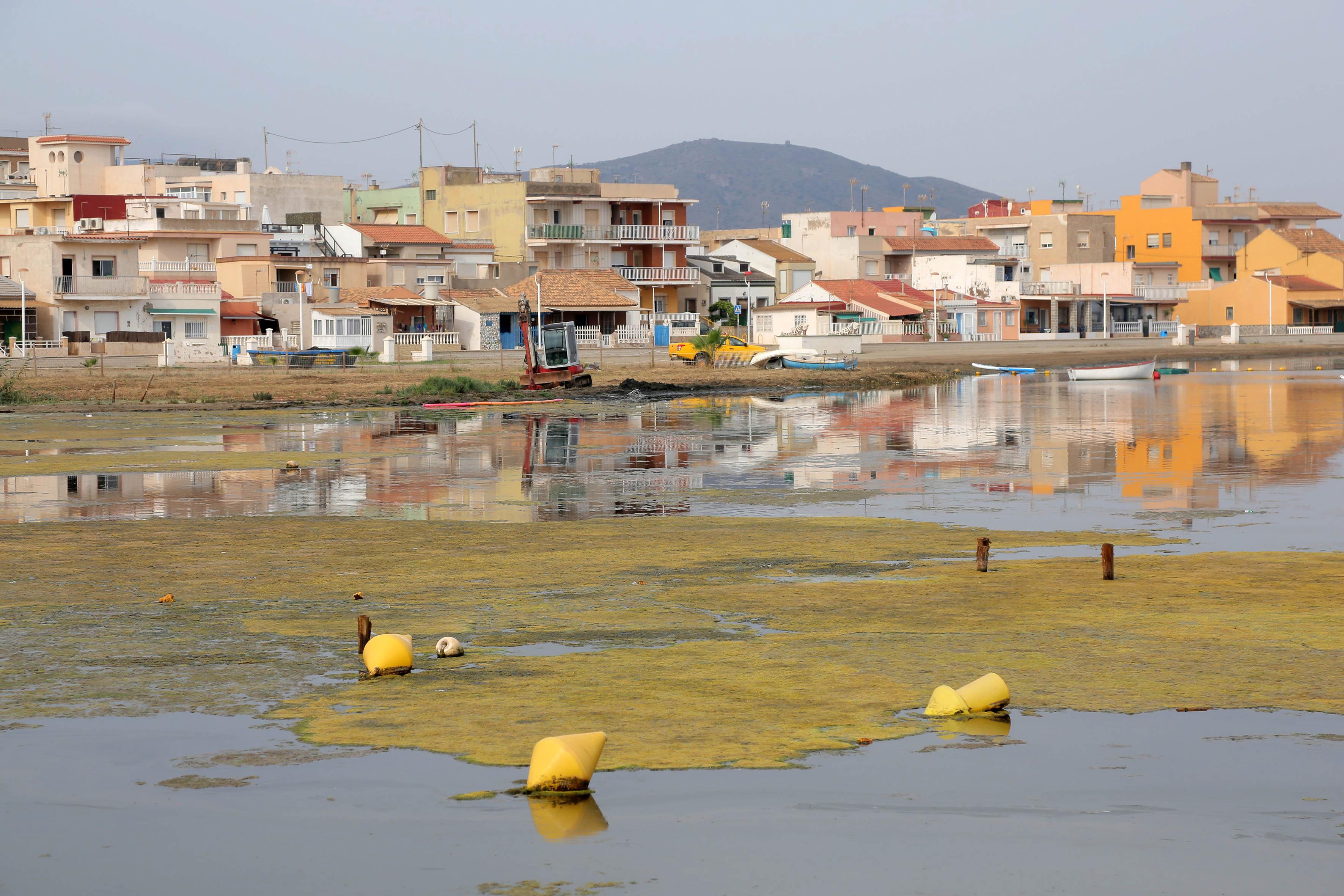 Carrera contra reloj para dar derechos propios al mar Menor: menos de tres meses para lograr 276.000 firmas