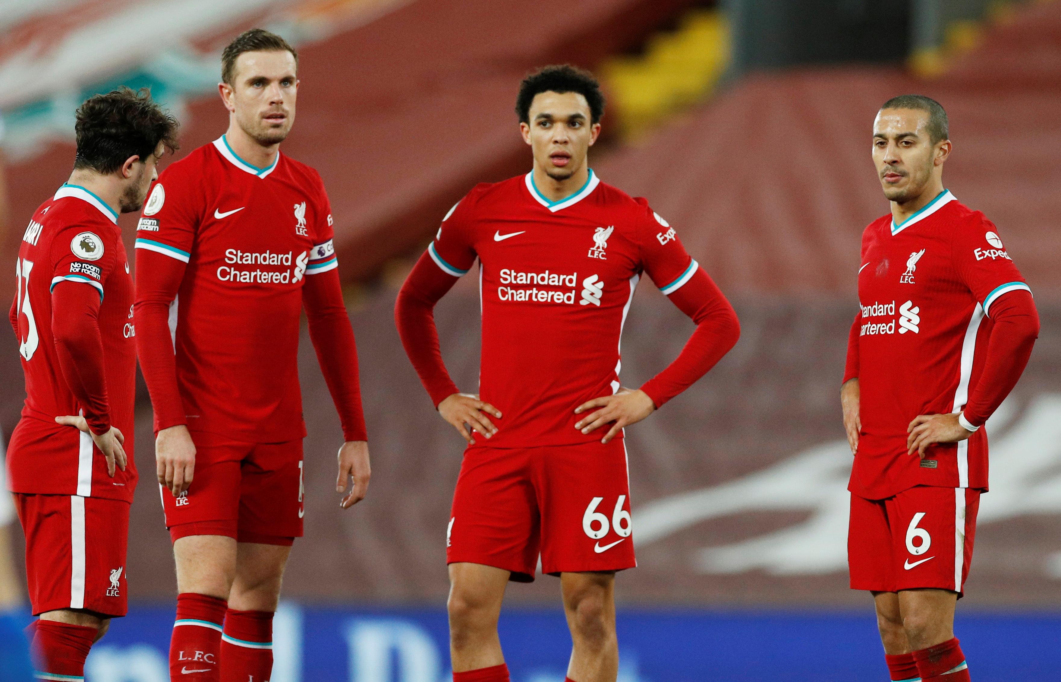 Thiago, la paradoja del Liverpool