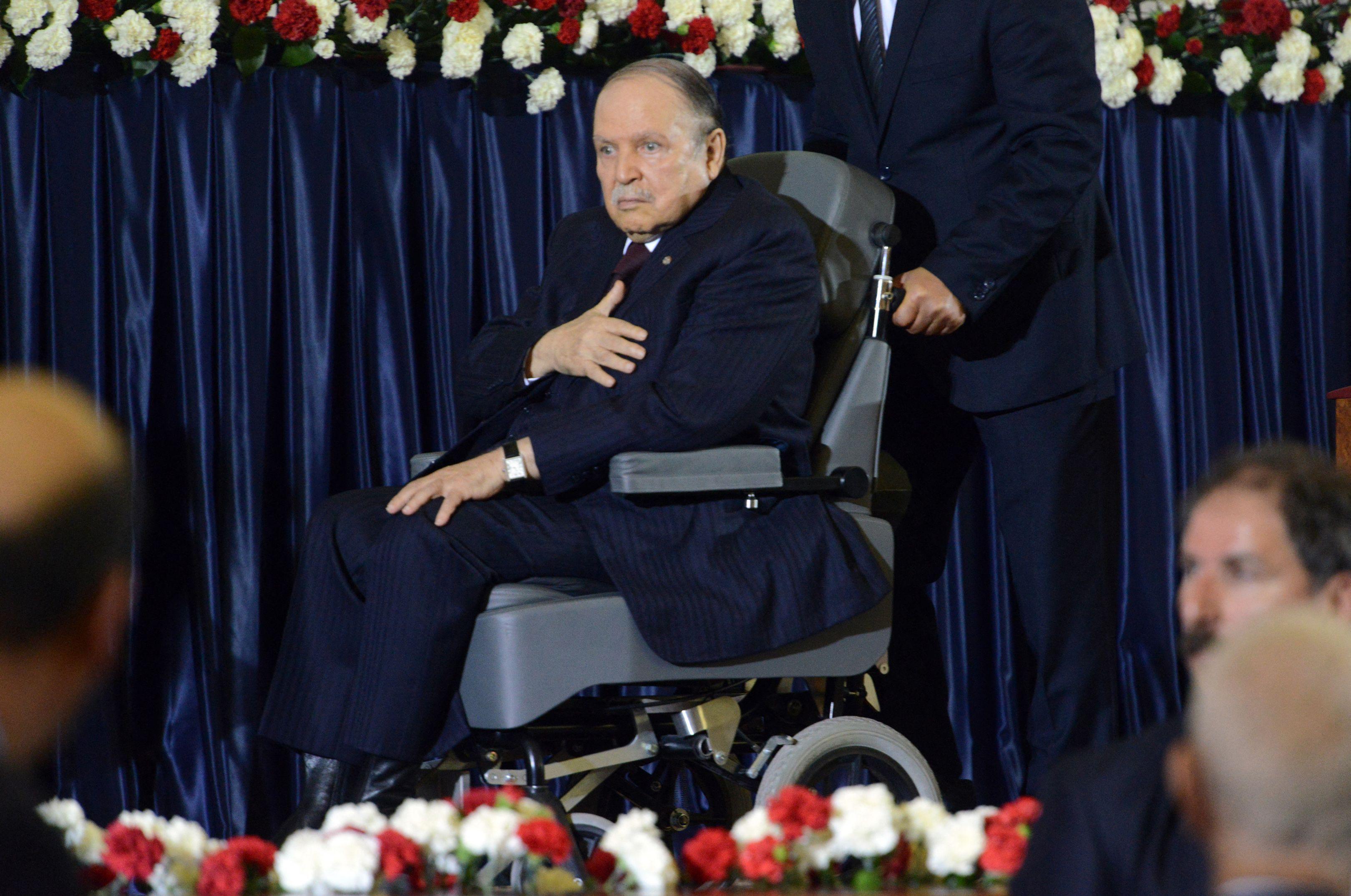 Fallece el expresidente de Argelia Abdelaziz Buteflika a los 84 años