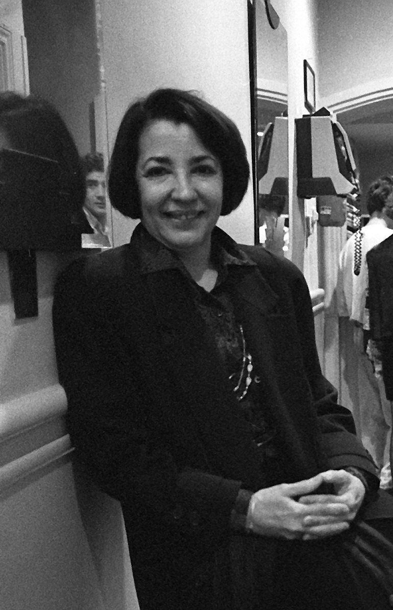 La filóloga Iris Zavala.