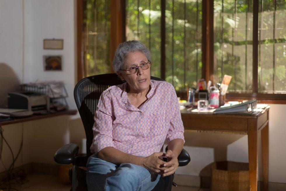 El régimen de Ortega detiene a Dora María Téllez, figura prominente de la revolución sandinista