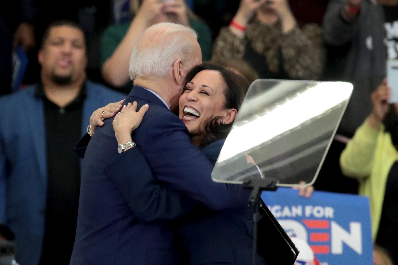 Joe Biden elige a la senadora y exrival Kamala Harris como su candidata a  vicepresidenta | Internacional | EL PAÍS