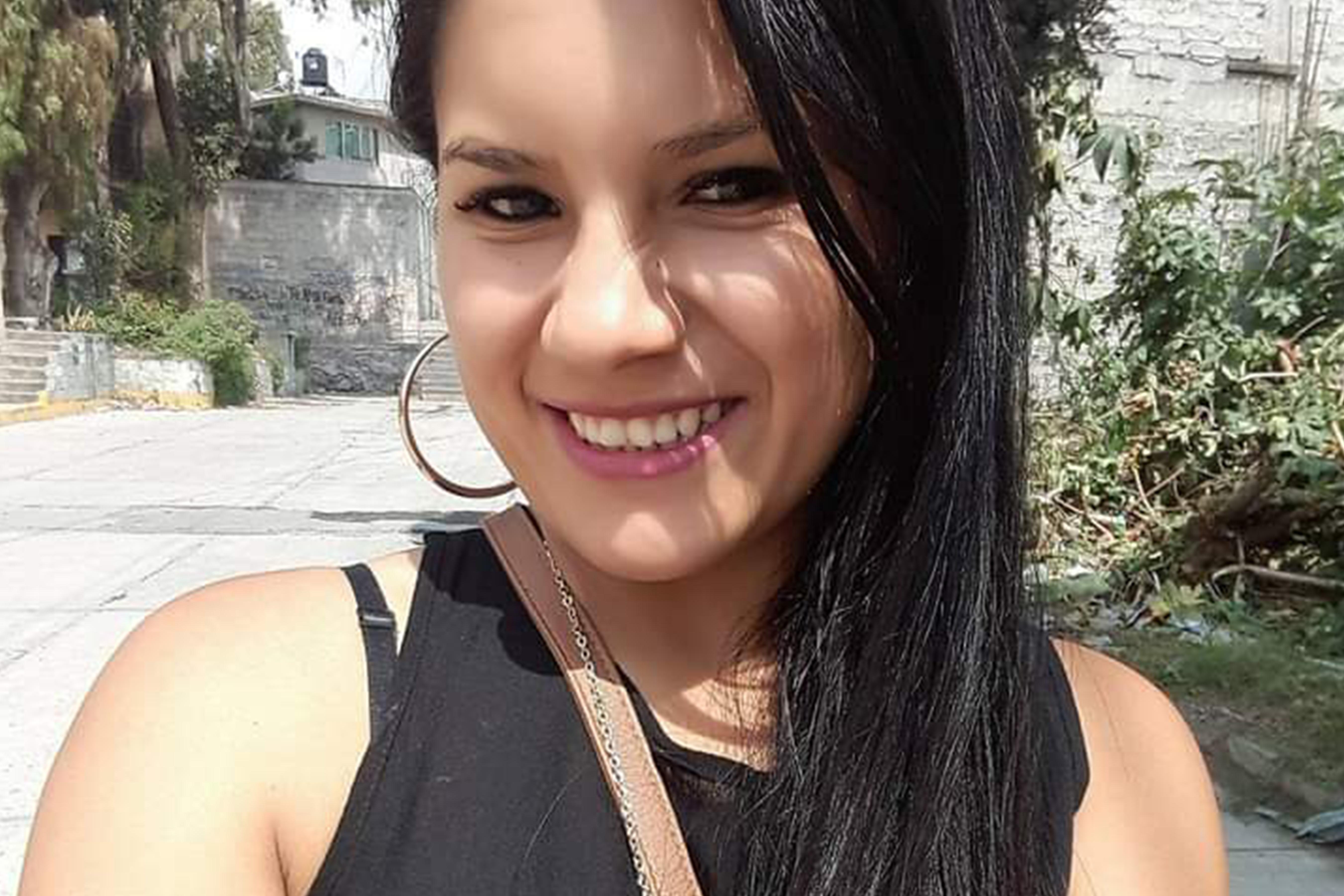 México no sabe dónde está la peruana Mary Lucero Mescco