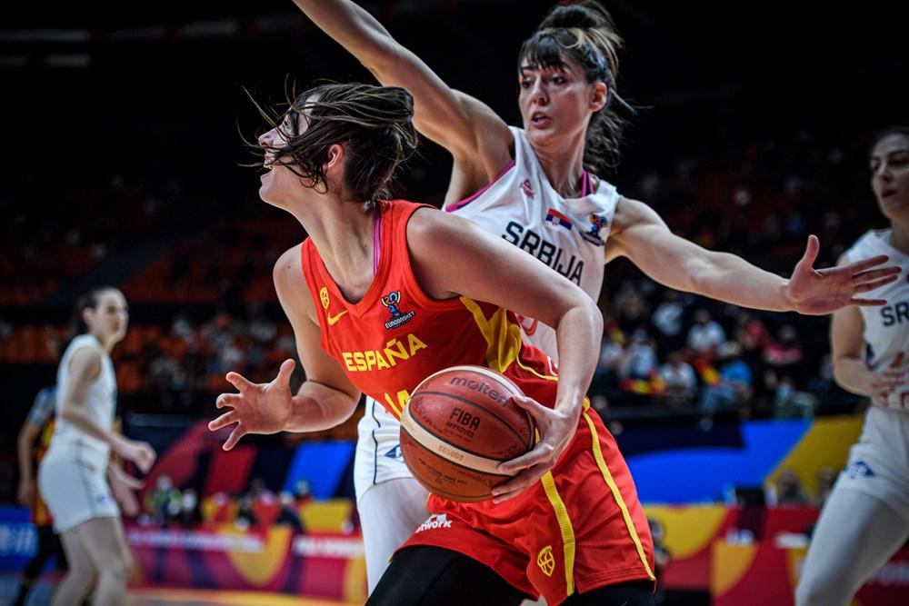 El orgullo serbio descabalga a España de las semifinales del Eurobasket