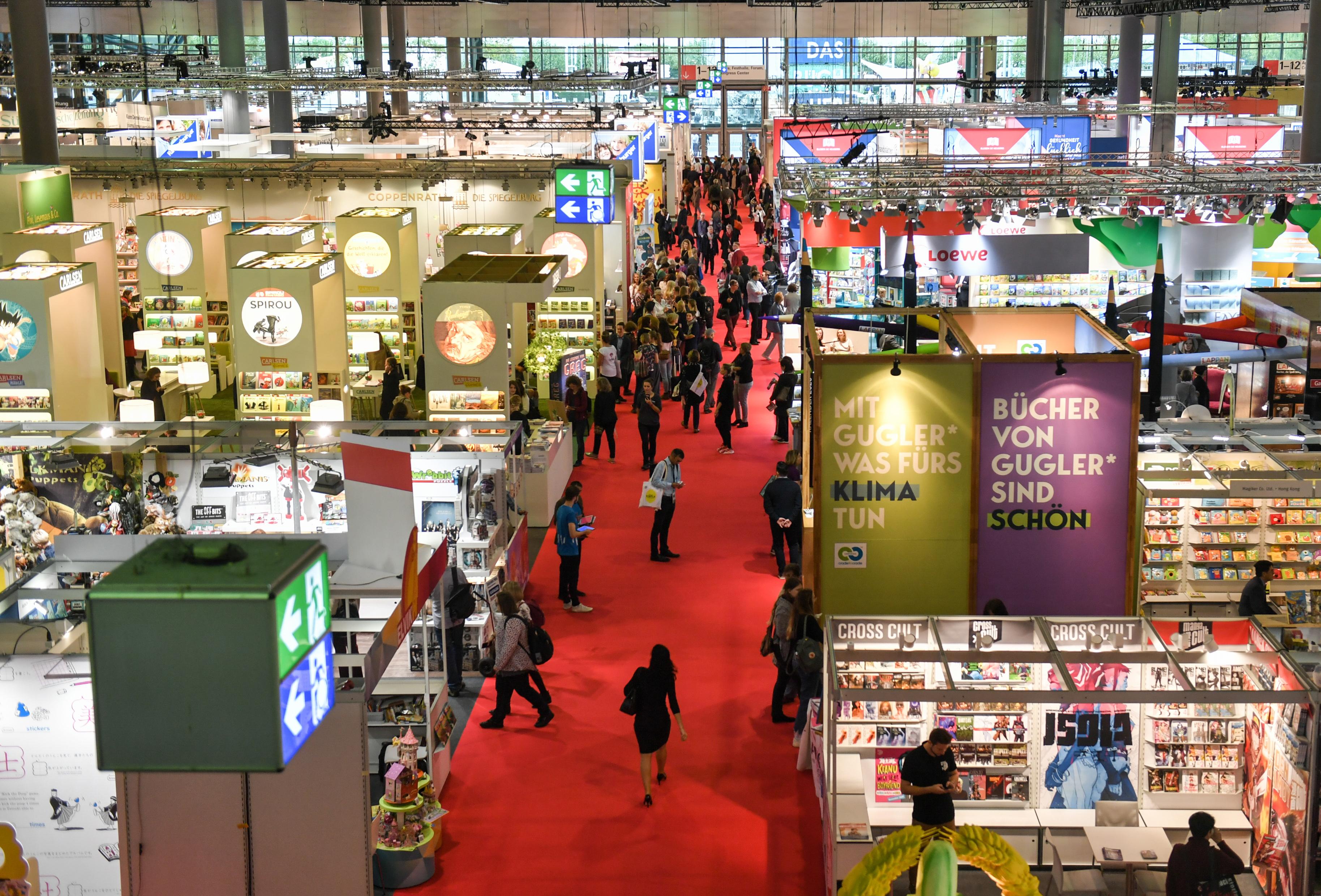 Feria Libro Fráncfort En El País
