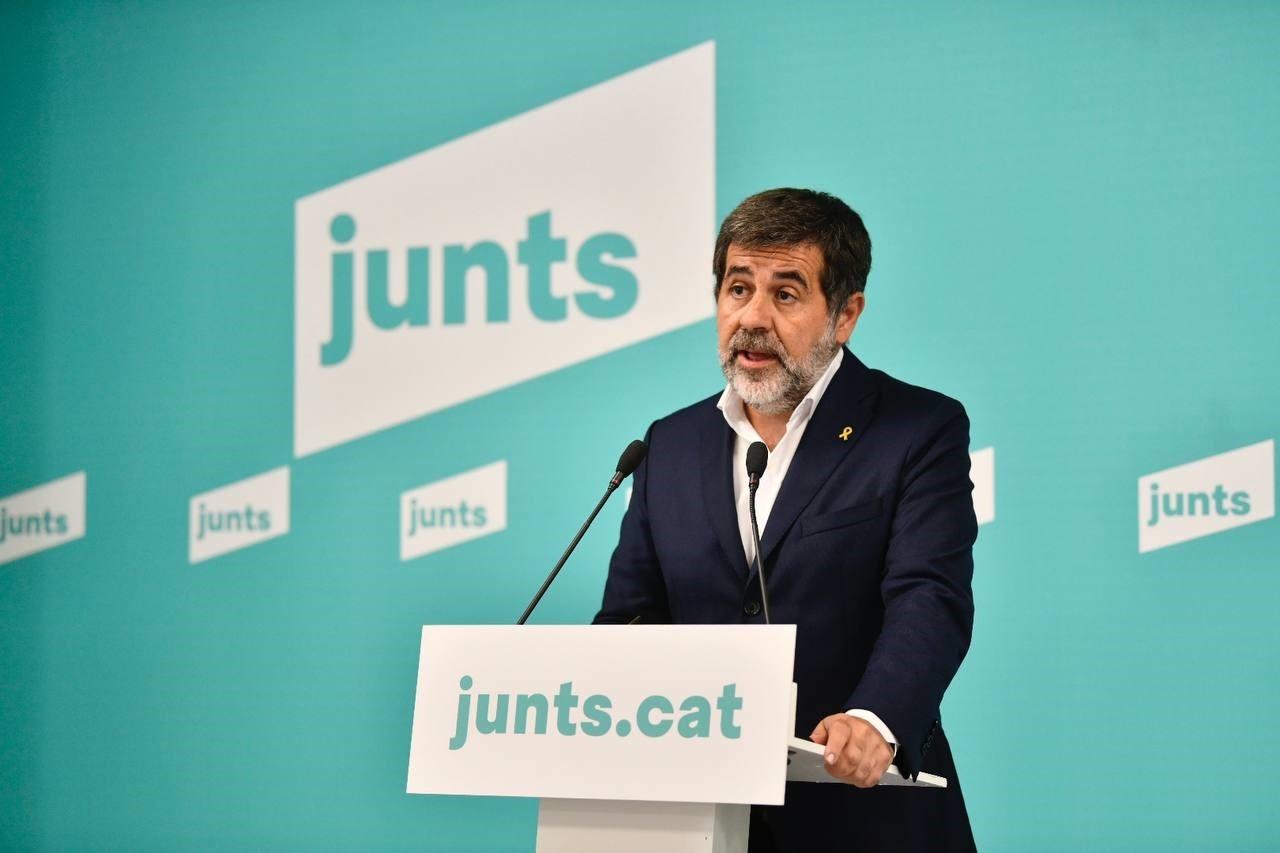 Junts se reivindica como el referente independentista tras su ausencia en la mesa de diálogo