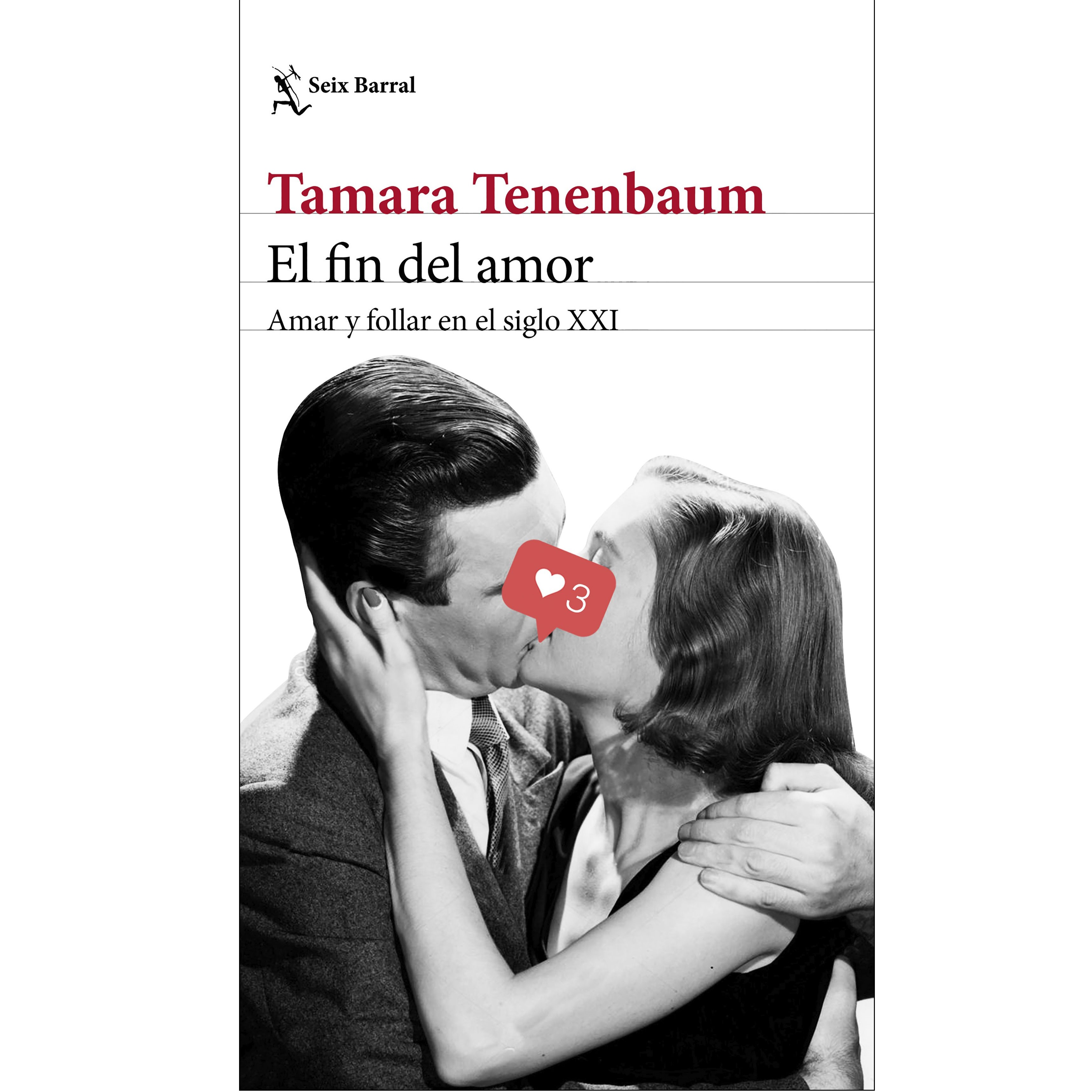 Portada de 'El fin del amor', de Tamara Tenenbaum.