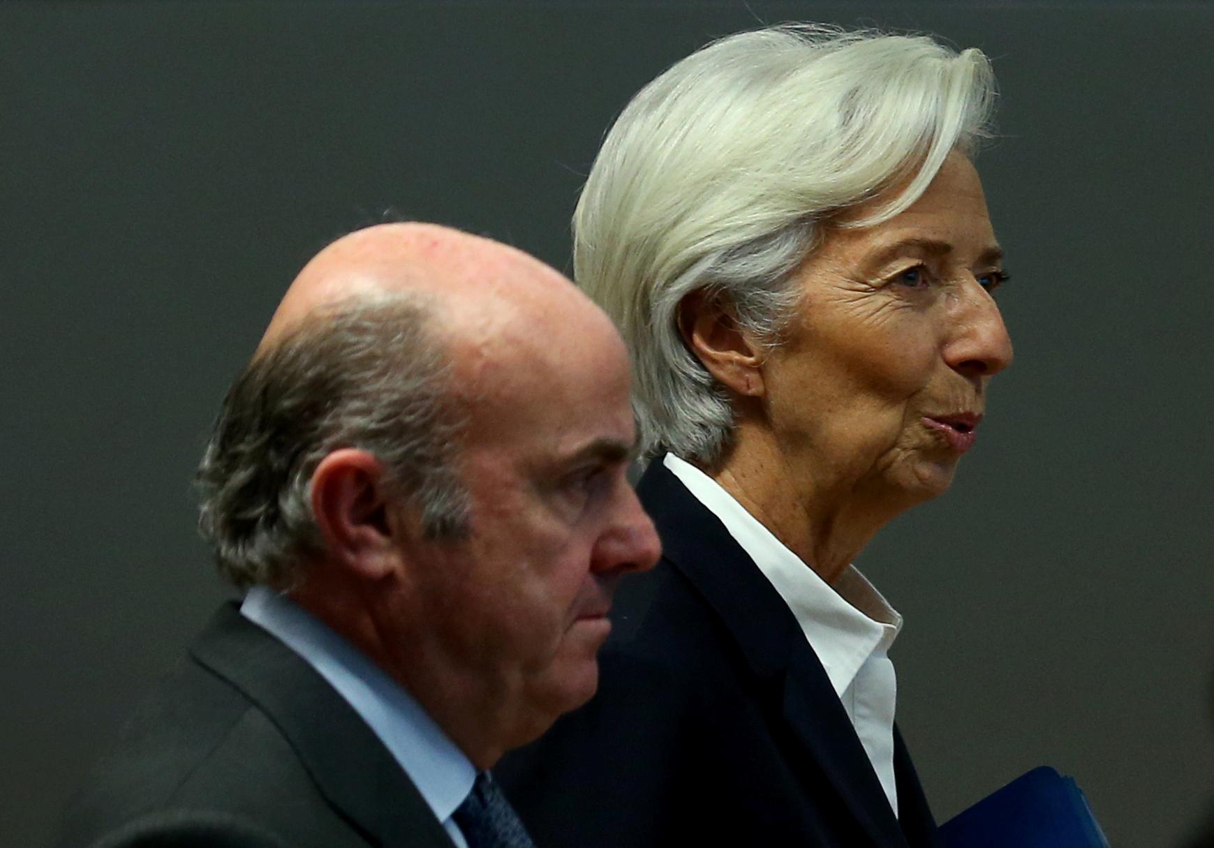 """Lagarde promete """"cambios interesantes"""" en la próxima reunión del BCE"""