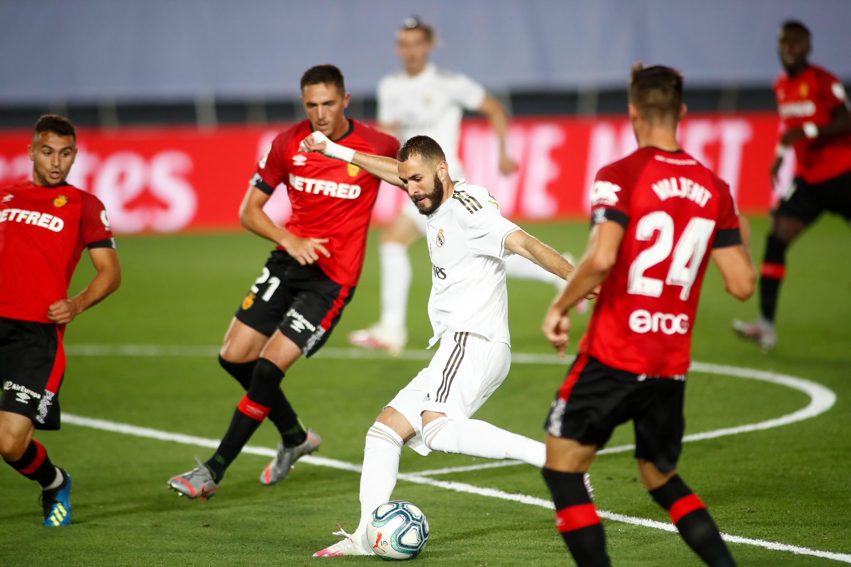 Real Madrid Vs Eibar 3 1 Highlights Goals 14 06 2020