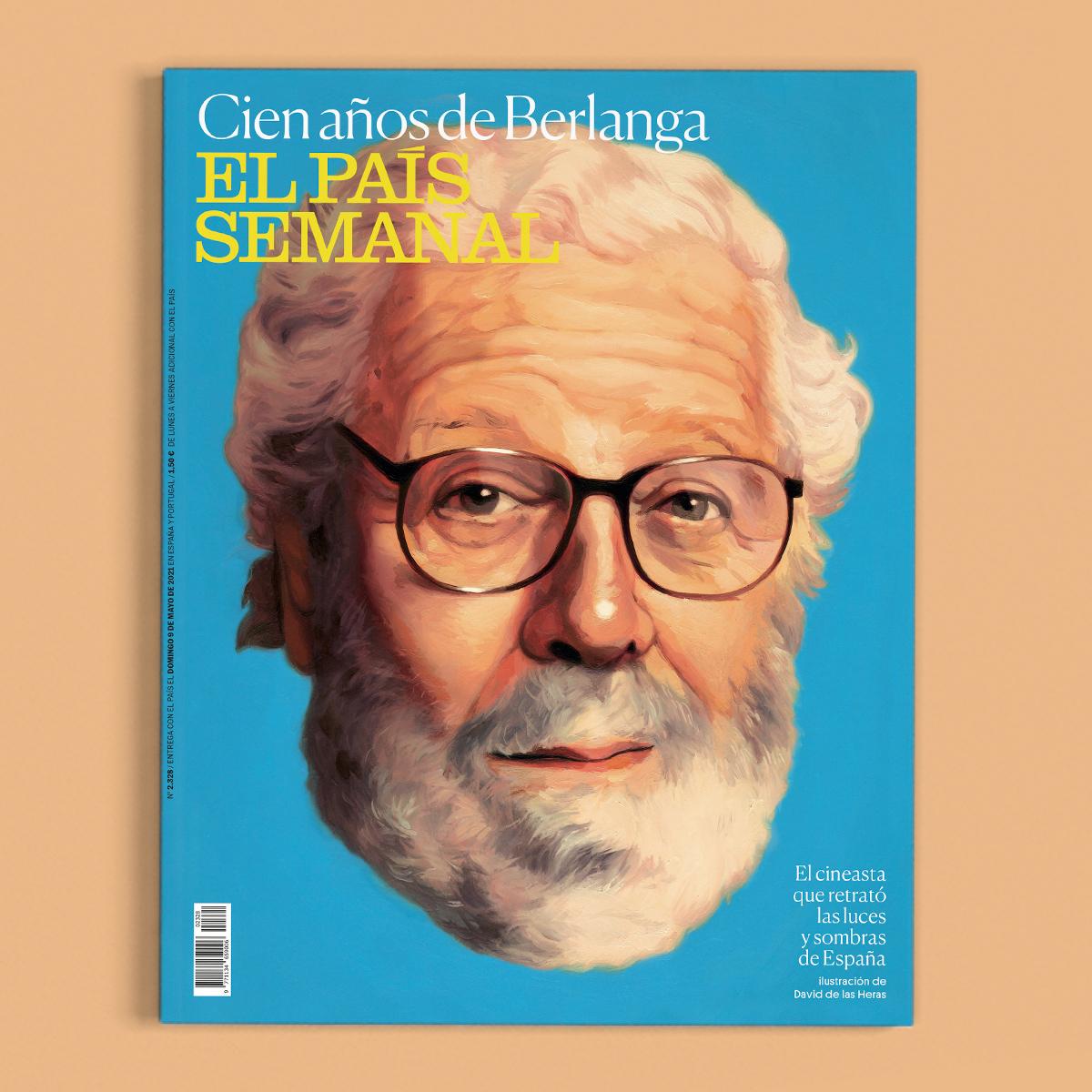 Cien años de Berlanga, este domingo, en 'El País Semanal' | EL PAÍS Semanal  | EL PAÍS