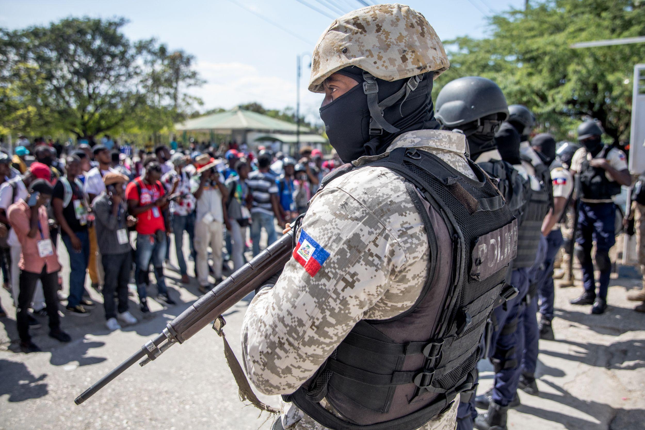 "Jovenel Moïse: ""Um grupo de oligarcas quer se apoderar do Haiti"" |  Internacional | EL PAÍS Brasil"