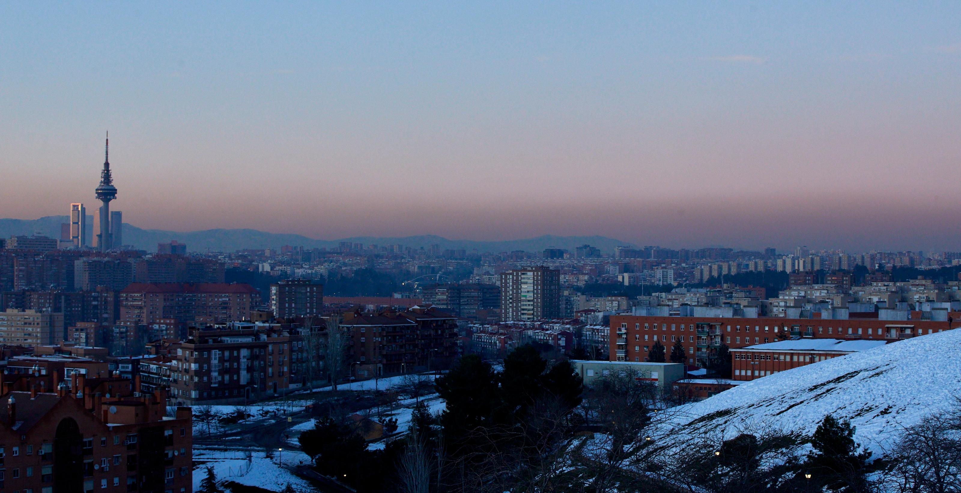 Un estudio sitúa a Madrid como la ciudad europea con más mortalidad asociada a la contaminación por NO₂