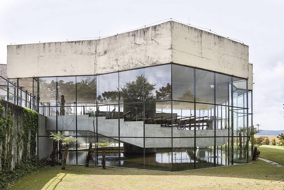 Muere Paulo Mendes da Rocha, el arquitecto que amparó la imprevisibilidad  de la vida   Cultura   EL PAÍS