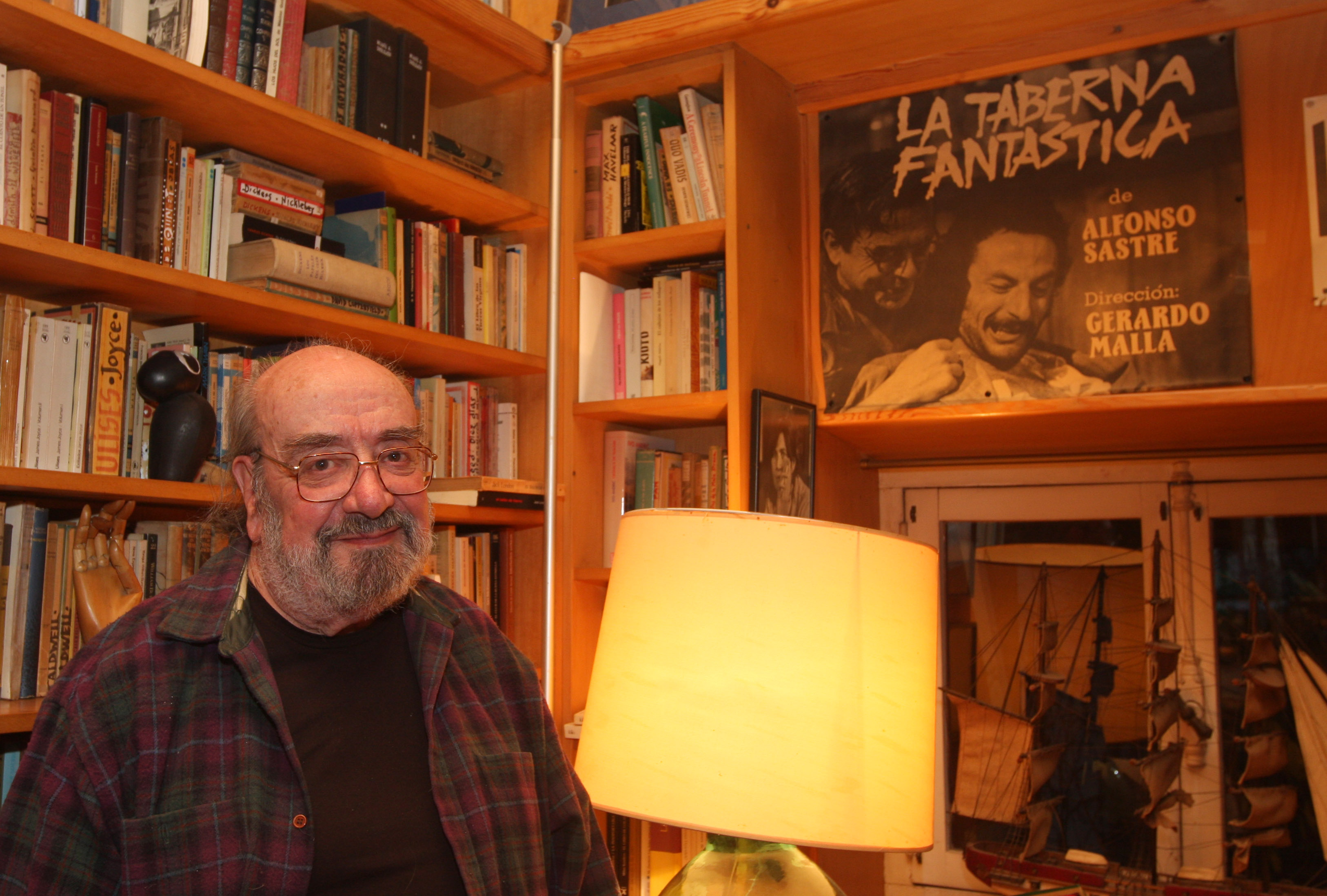 Muere el dramaturgo Alfonso Sastre, autor de radical compromiso político