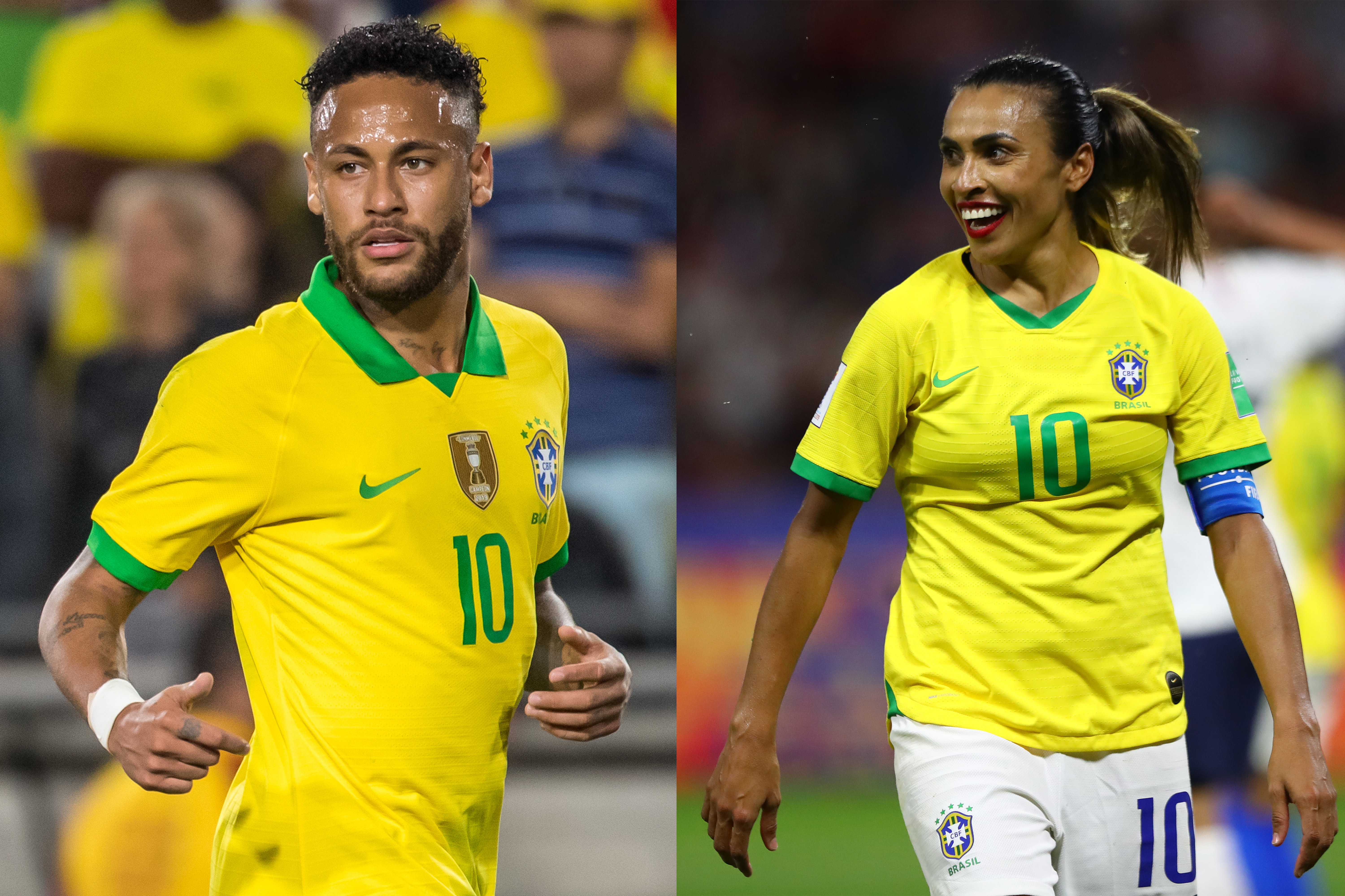 Brazil announces equal pay for men's and women's national teams