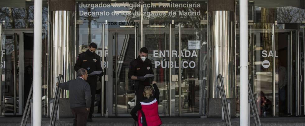 """La pandemia agrava la situación de """"deterioro"""" de la justicia"""