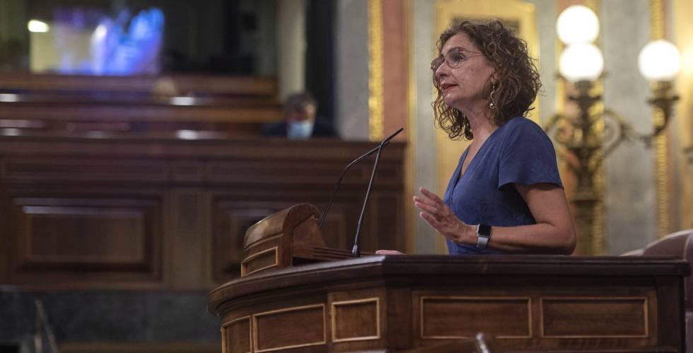Montero imprime velocidad para sacar a tiempo los Presupuestos Generales