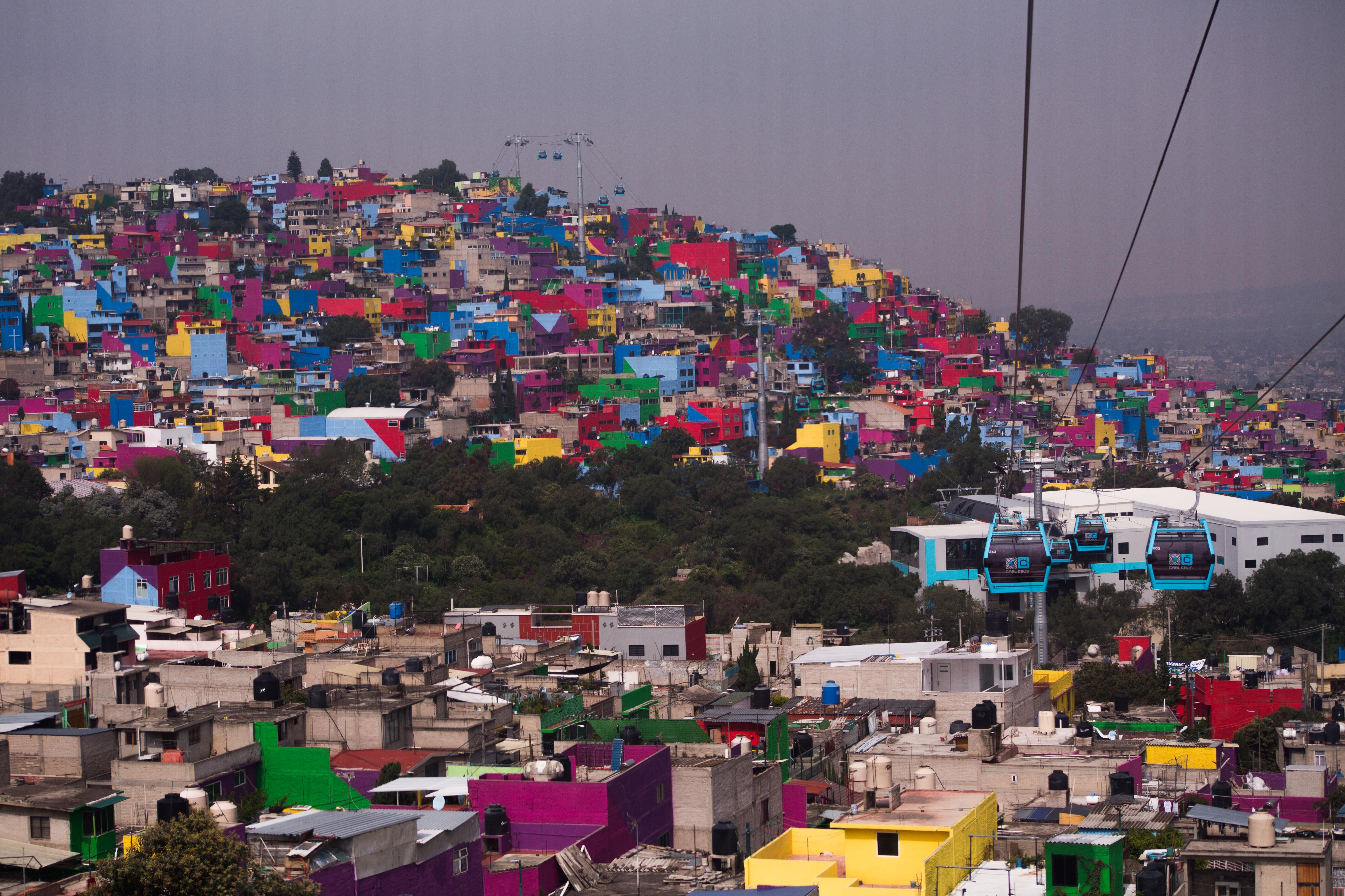 Ciudad de México: Iztapalapa cambia el rostro