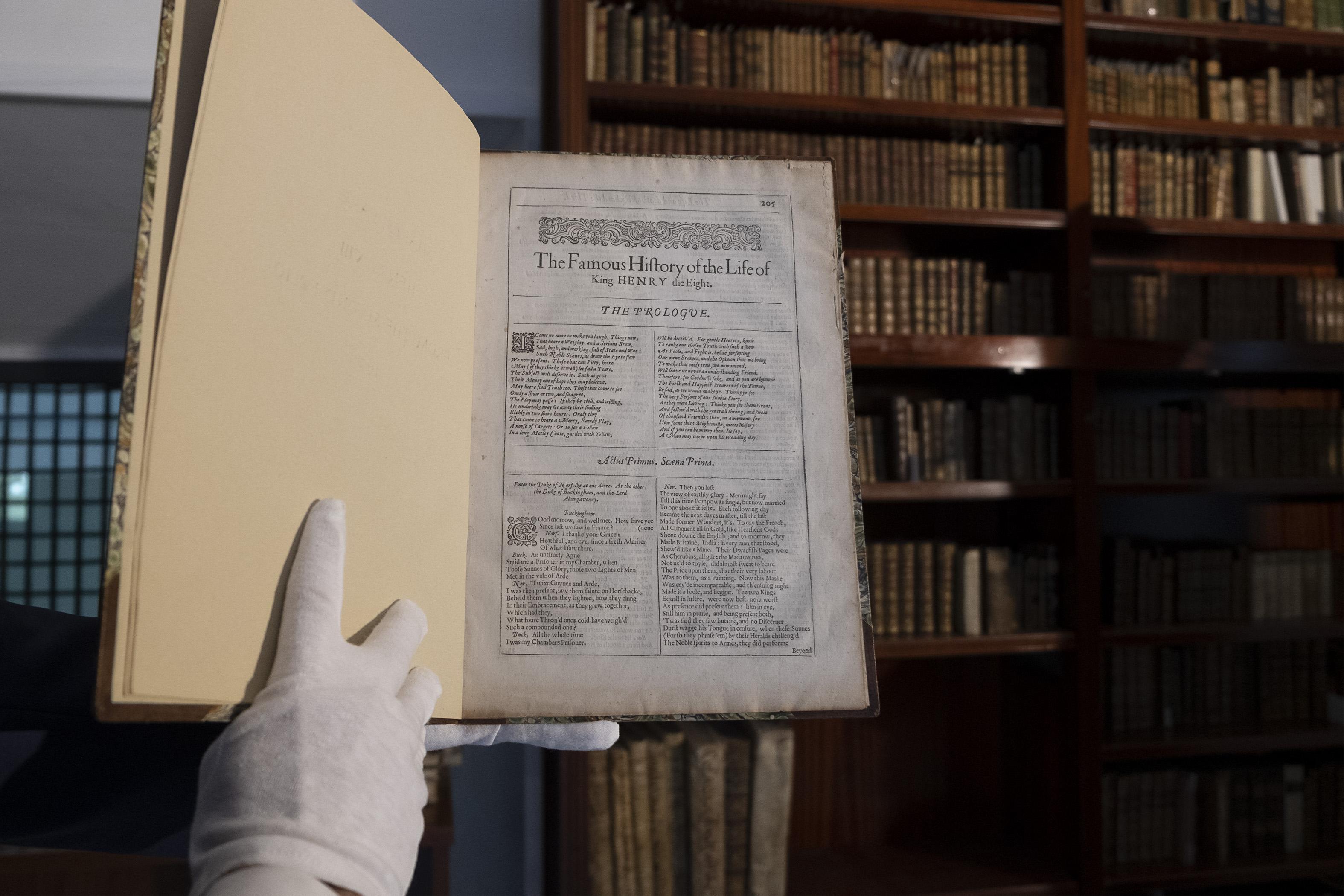 La obra más antigua de Shakespeare en España estaba en un colegio de Sevilla