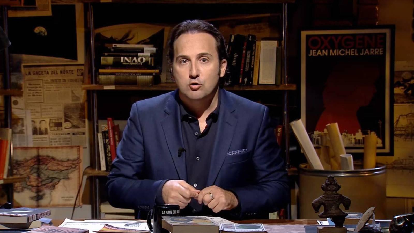 La Ascensión De Iker Jiménez Televisión El País