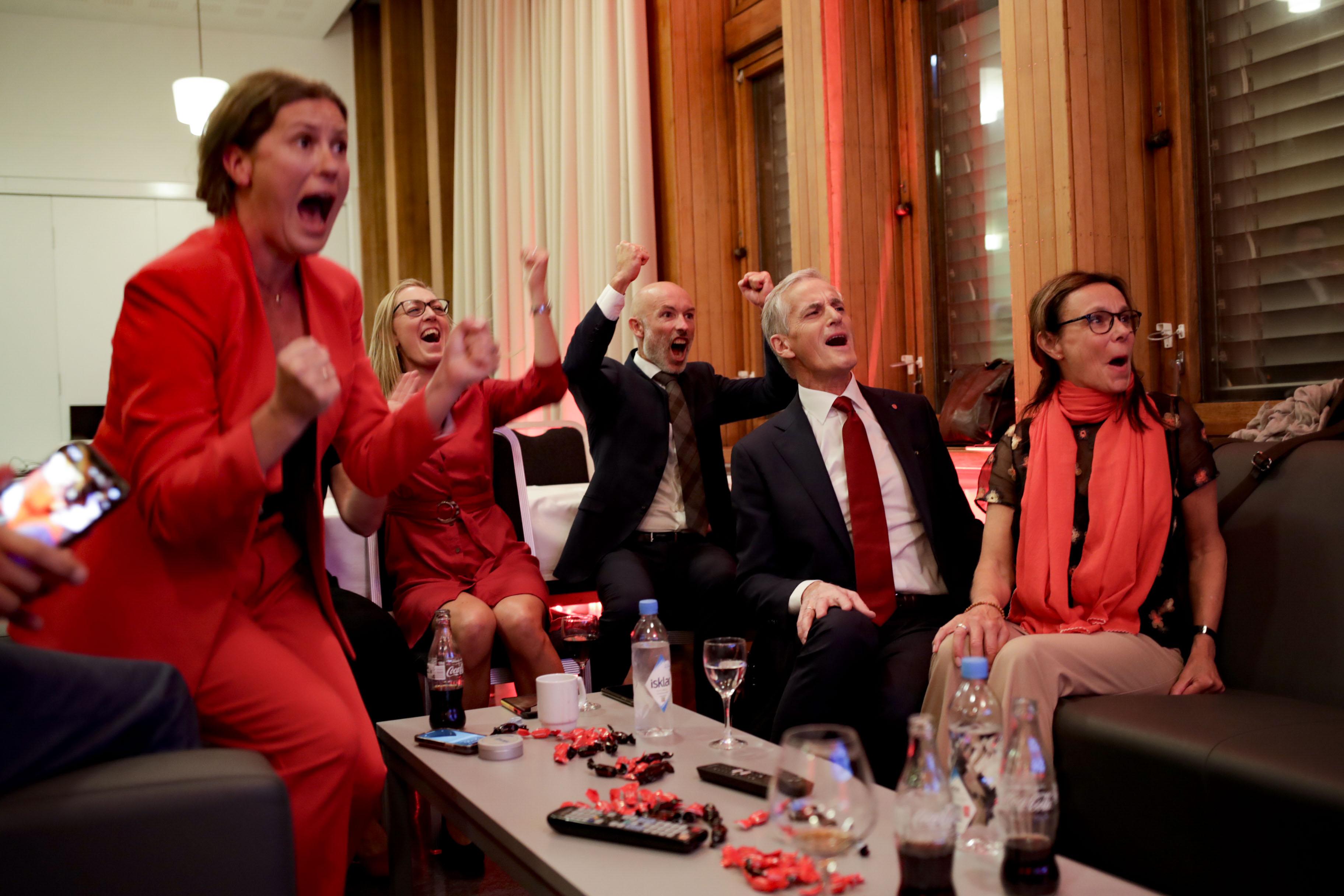 La socialdemocracia se afianza en su viejo bastión del norte de Europa